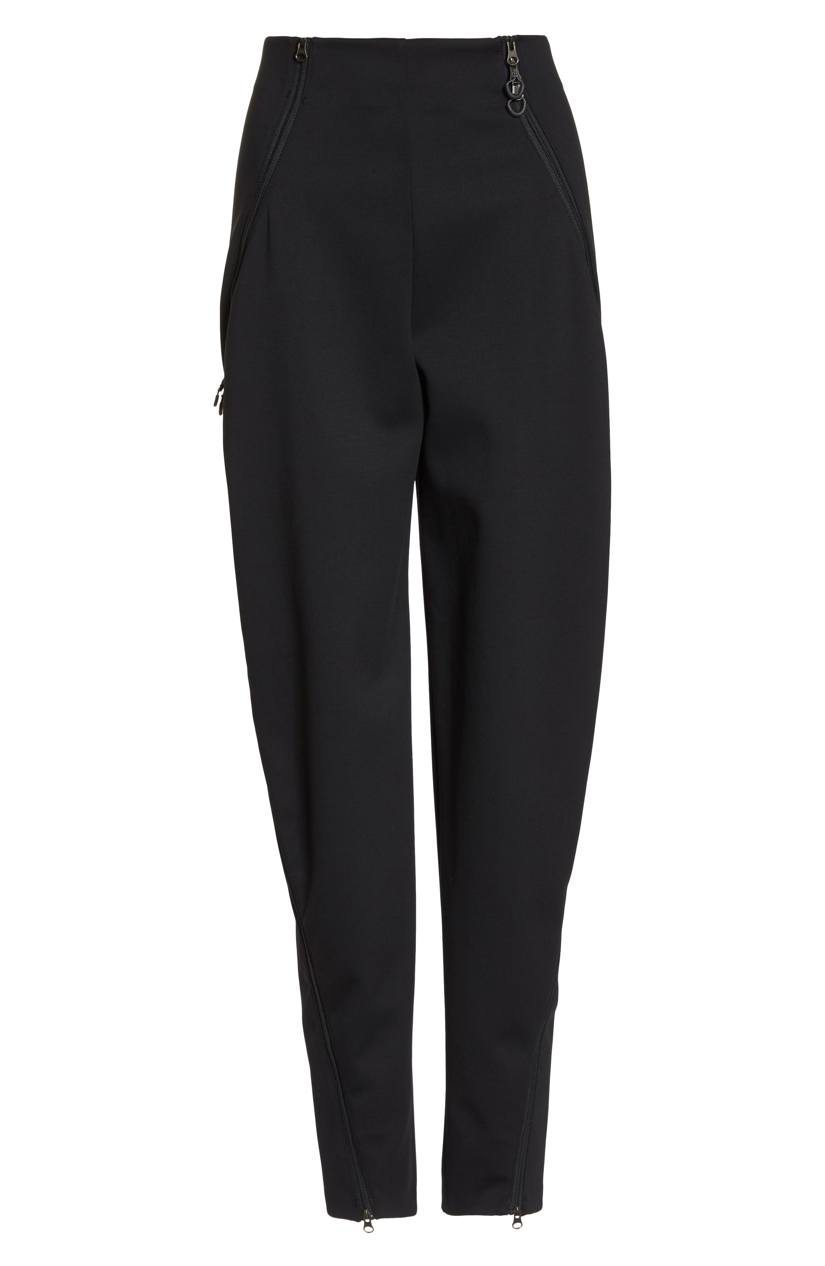 XX Project Women's Dri-FIT Training Pants,                             Alternate thumbnail 6, color,                             BLACK