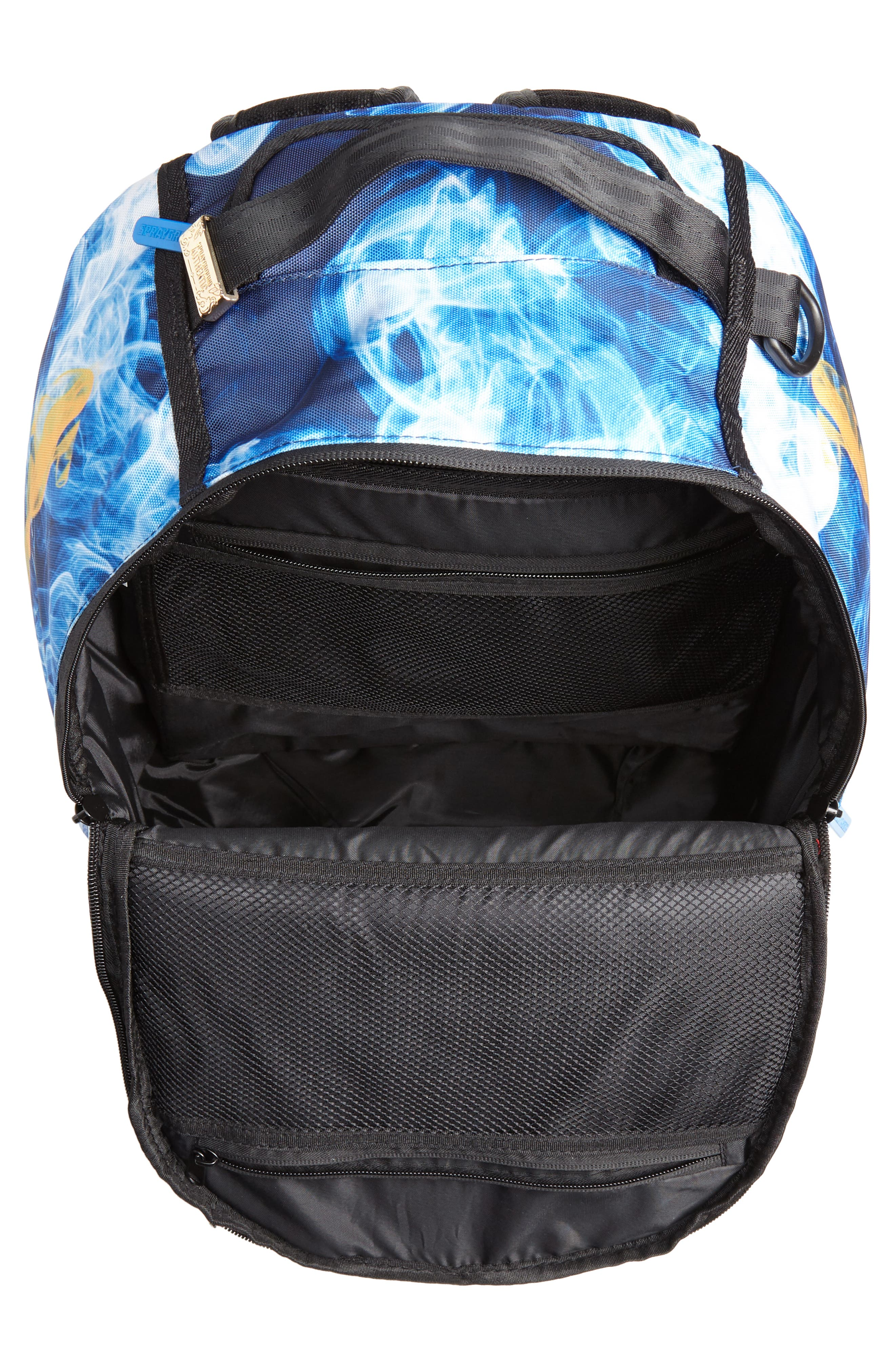 Golden State Smoke Backpack,                             Alternate thumbnail 4, color,                             BLUE