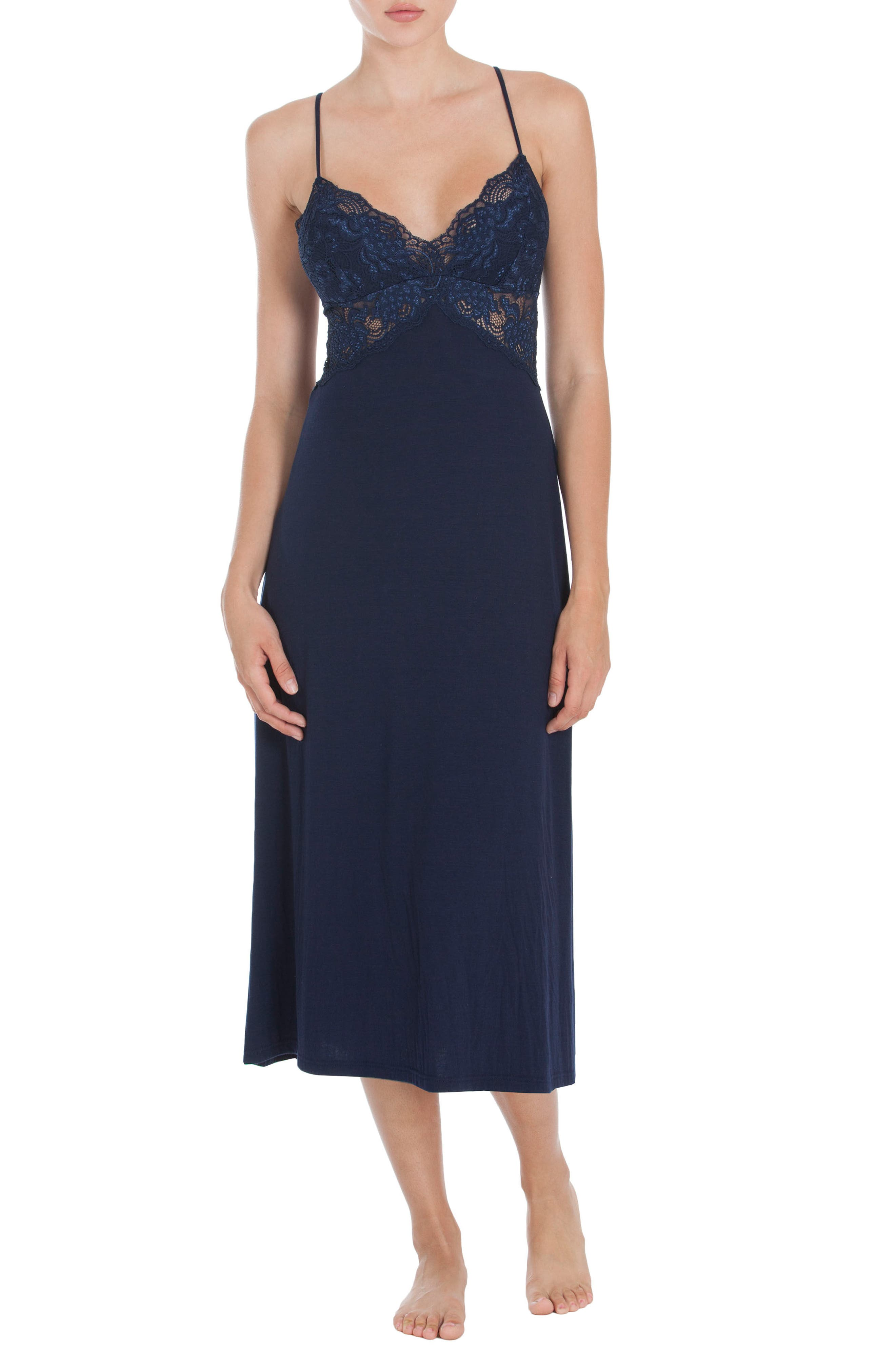 In Bloom by Jonquil Nightgown,                         Main,                         color, 400