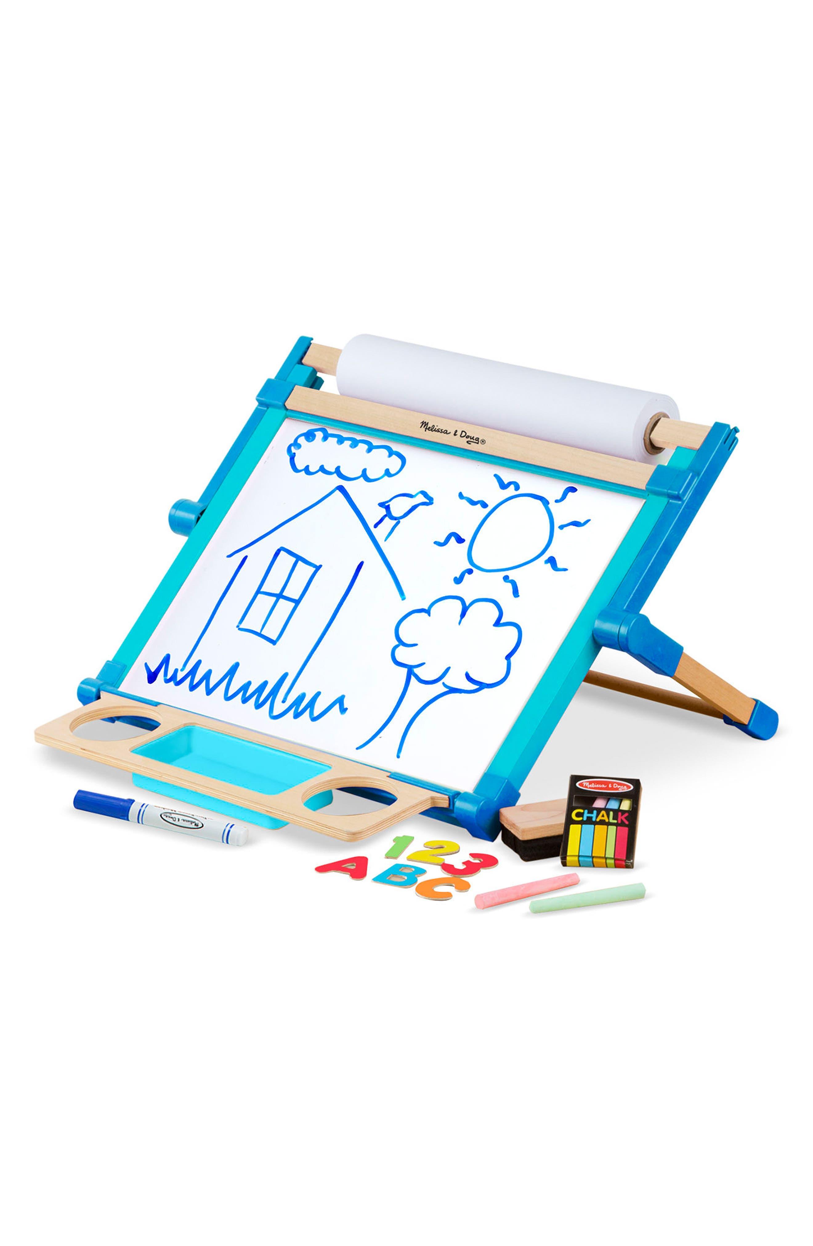 Tabletop Art Easel,                             Alternate thumbnail 3, color,                             BLUE