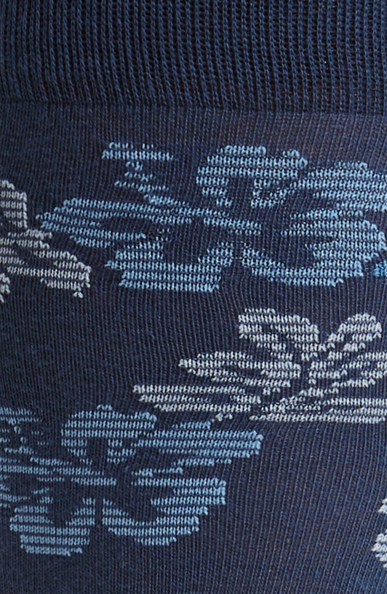 Hibiscus Vibe Socks,                             Alternate thumbnail 2, color,                             410
