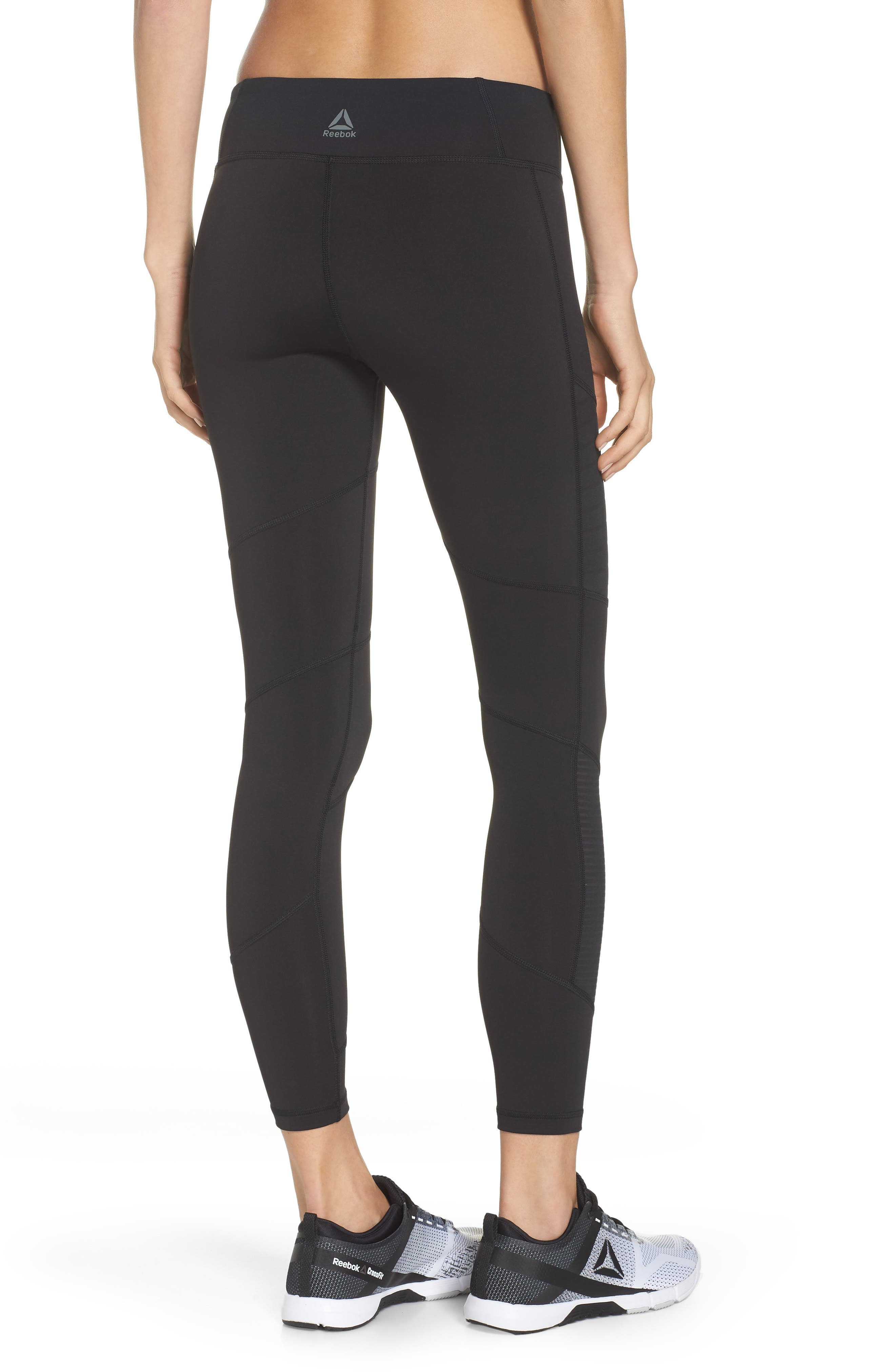 Mesh Leggings,                             Alternate thumbnail 2, color,                             005
