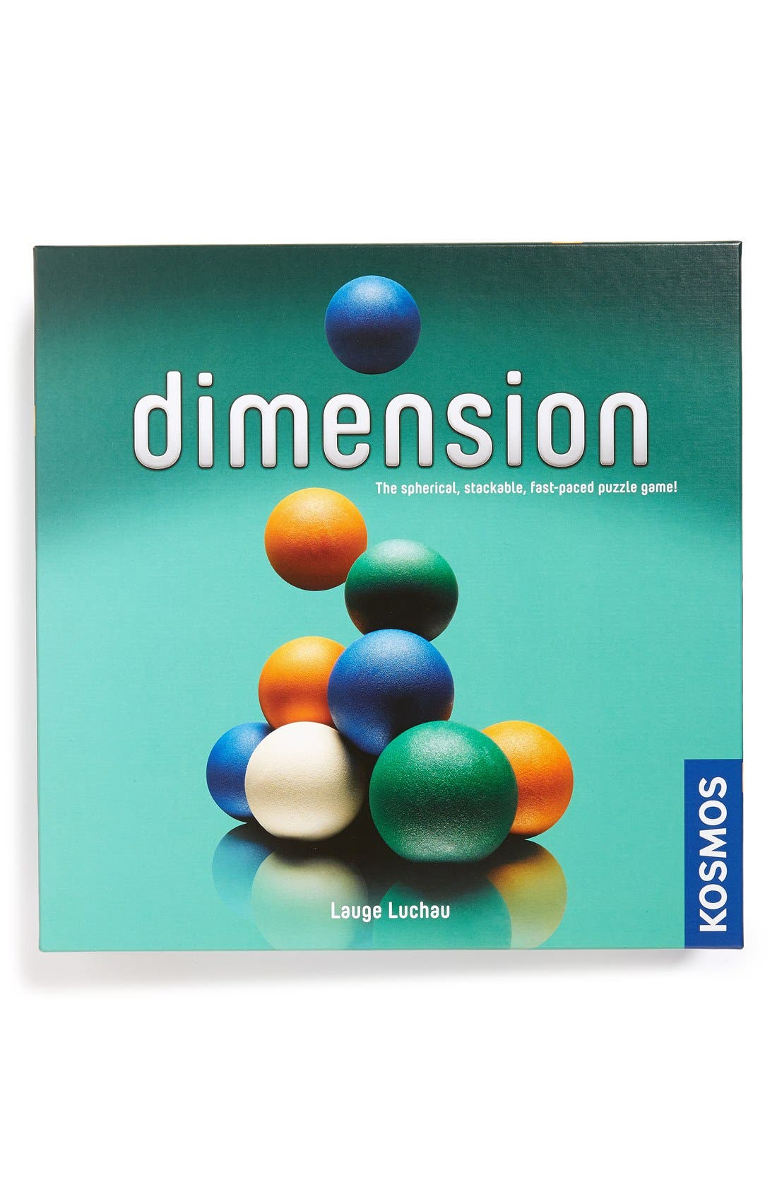 'Dimension' Spherical Puzzle Game,                             Main thumbnail 1, color,                             MULTI