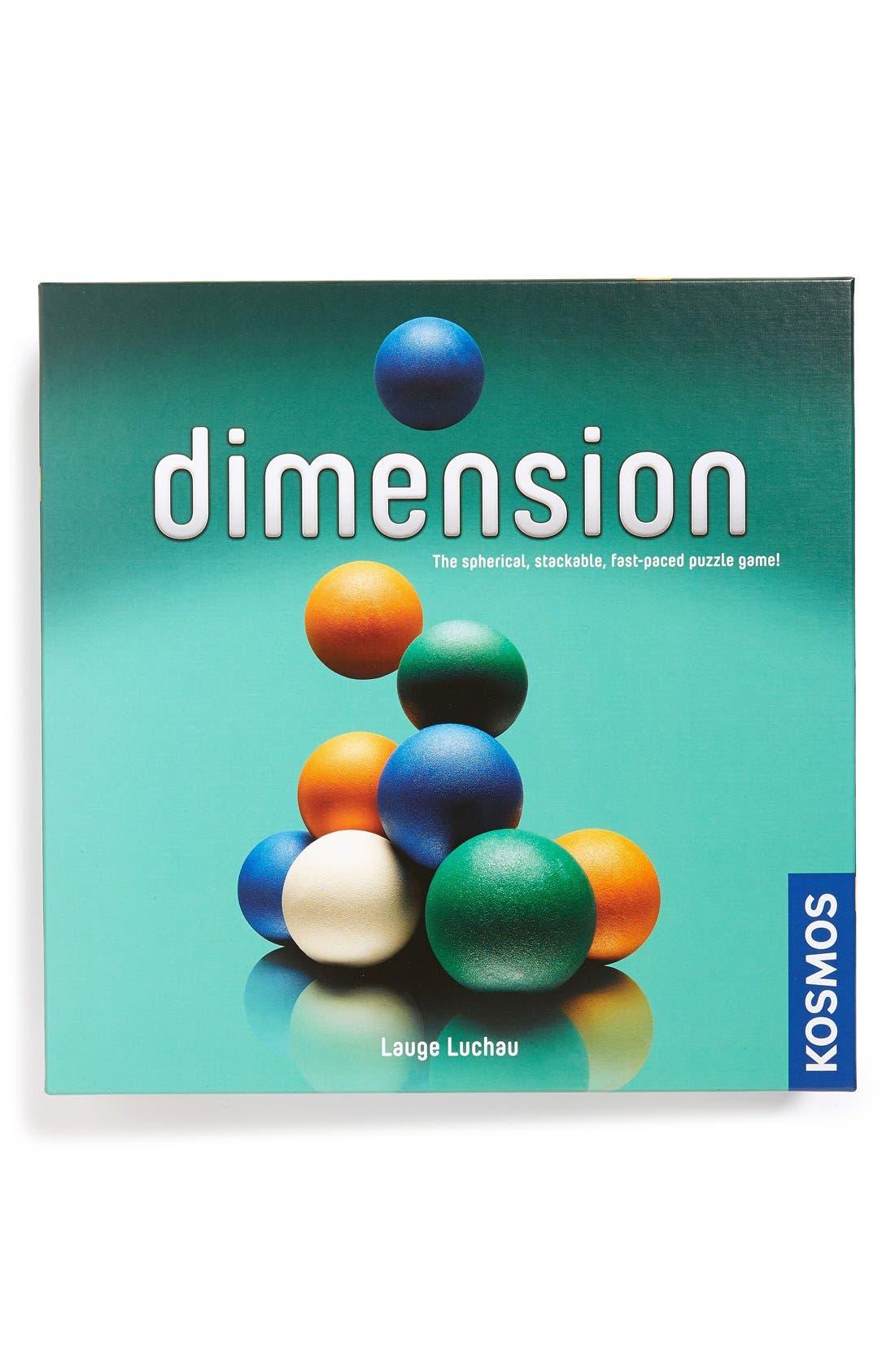 'Dimension' Spherical Puzzle Game,                         Main,                         color, MULTI