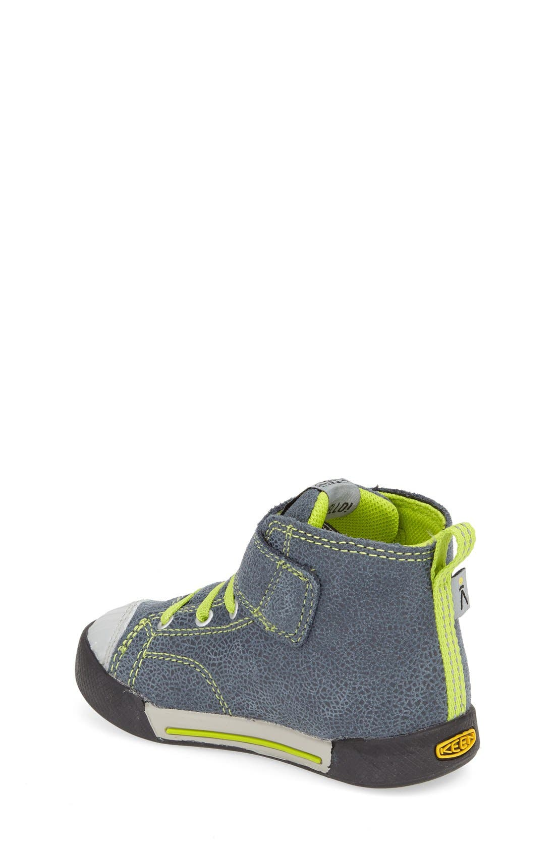 'Encanto Scout' High Top Sneaker,                             Alternate thumbnail 2, color,                             001