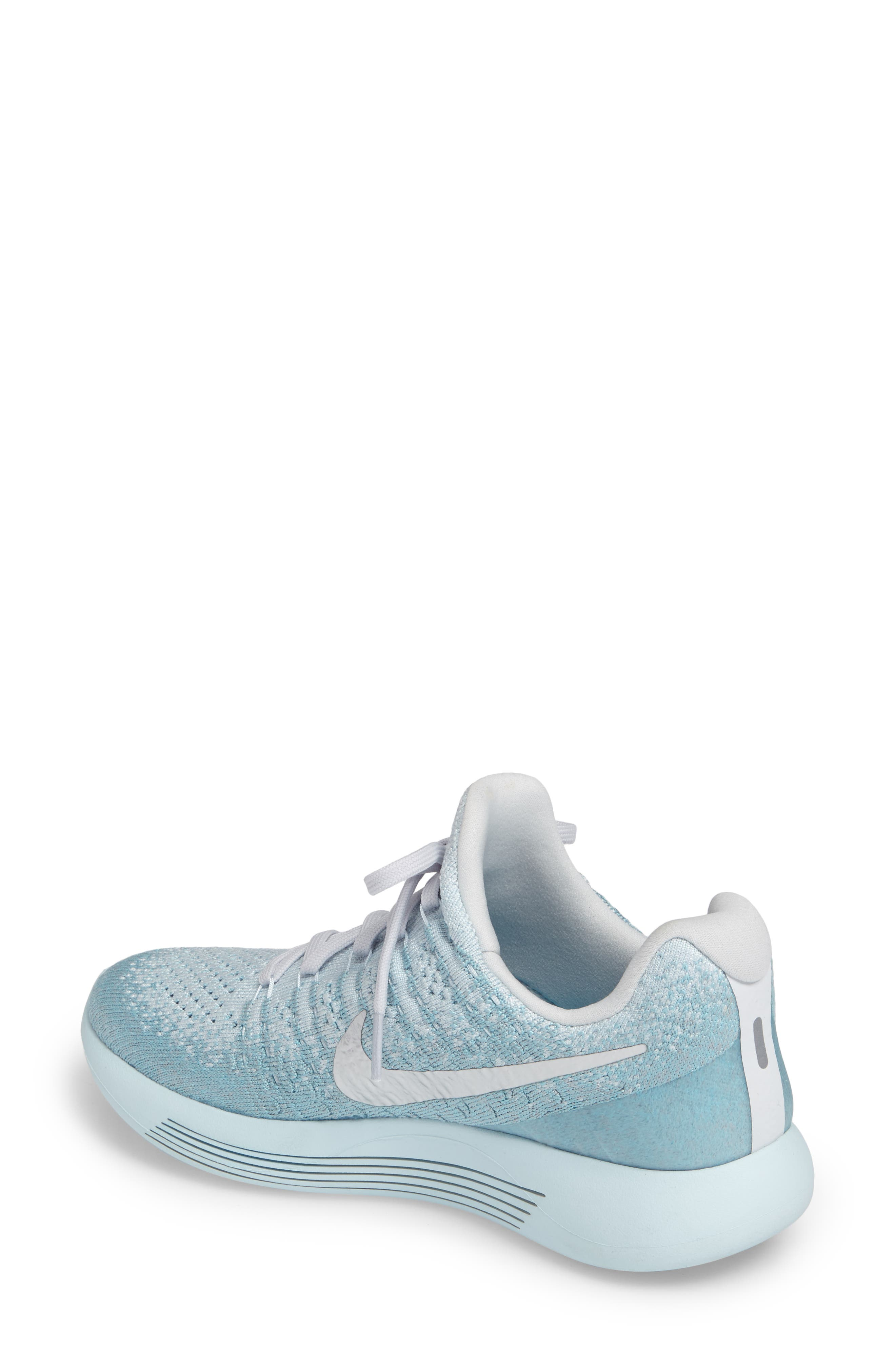 LunarEpic Low Flyknit 2 Running Shoe,                             Alternate thumbnail 34, color,