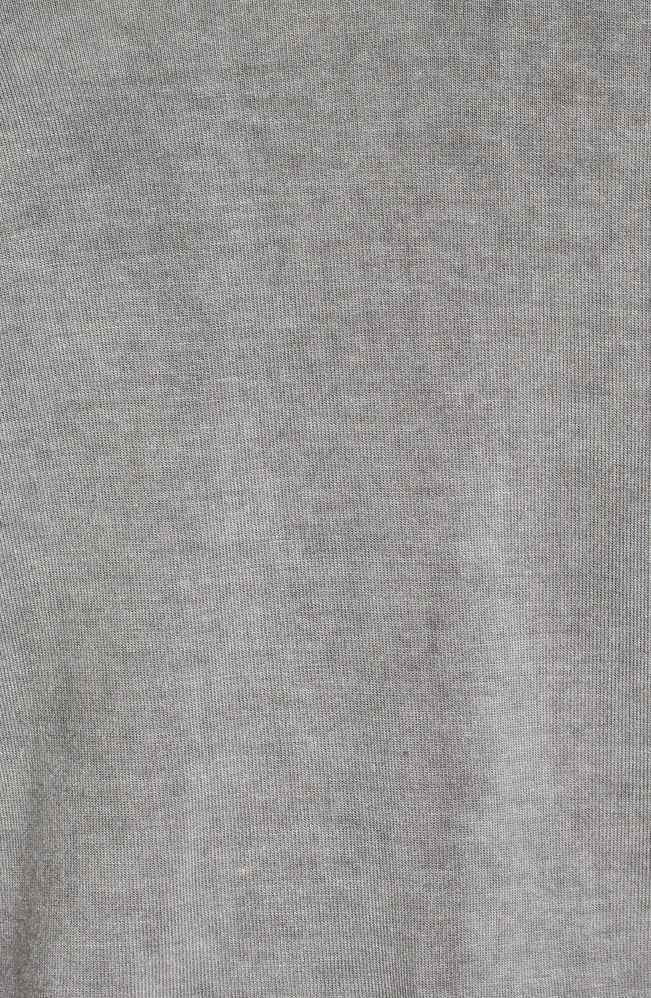 Washed Tee,                             Alternate thumbnail 5, color,                             030
