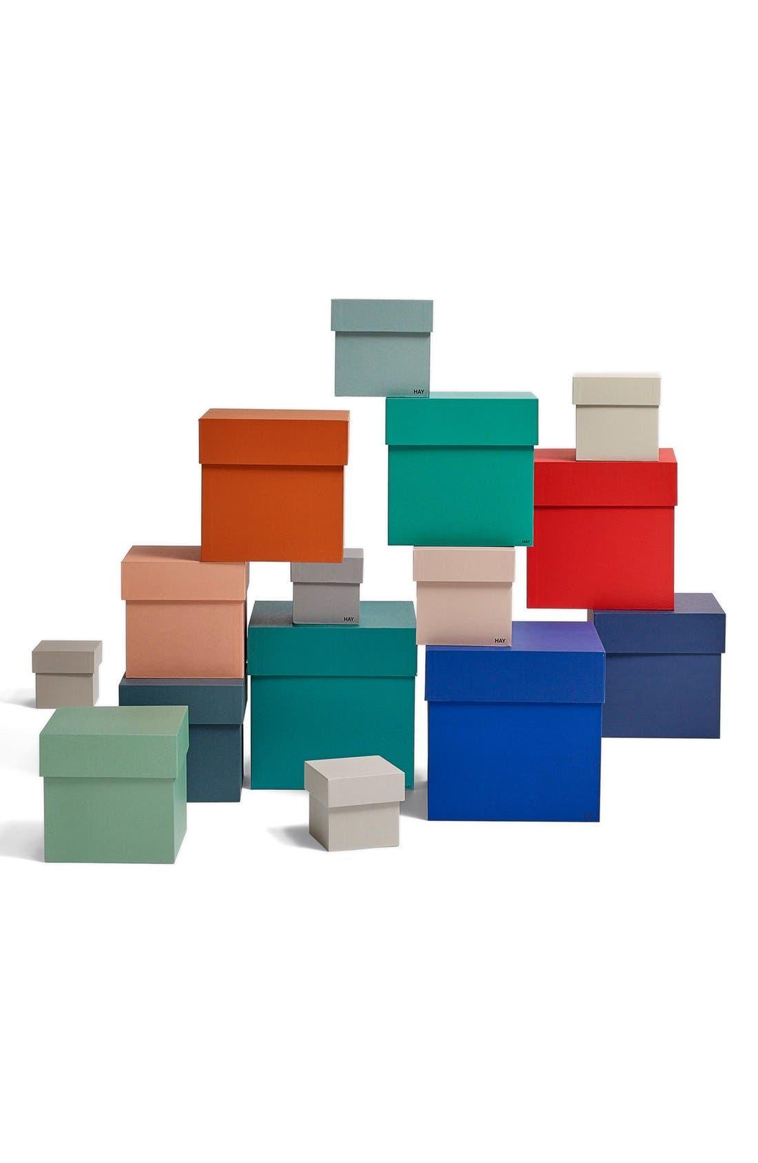 'Box Box' Storage Boxes,                             Alternate thumbnail 2, color,                             300