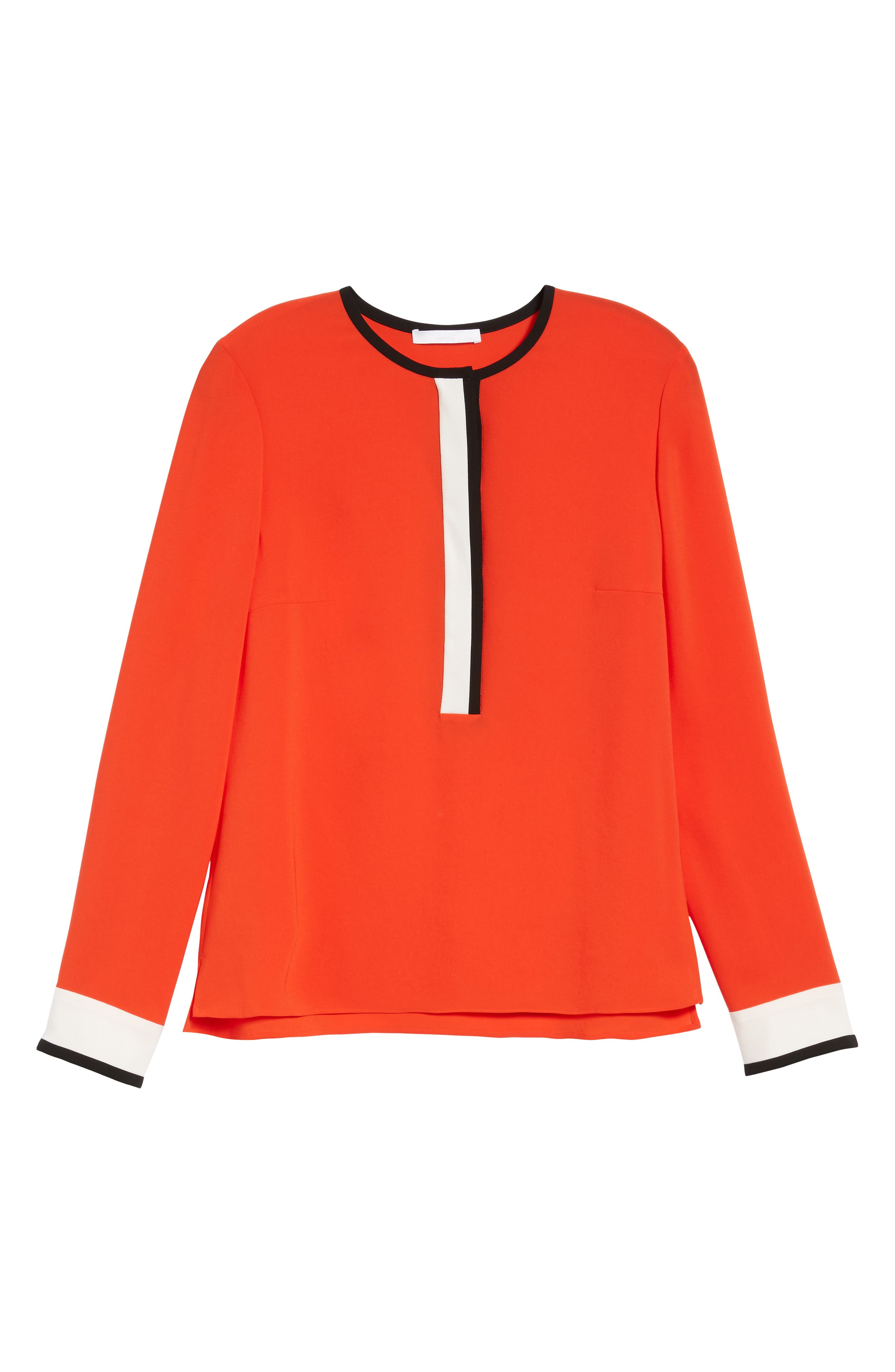 Isolani Colorblock Top,                             Alternate thumbnail 6, color,