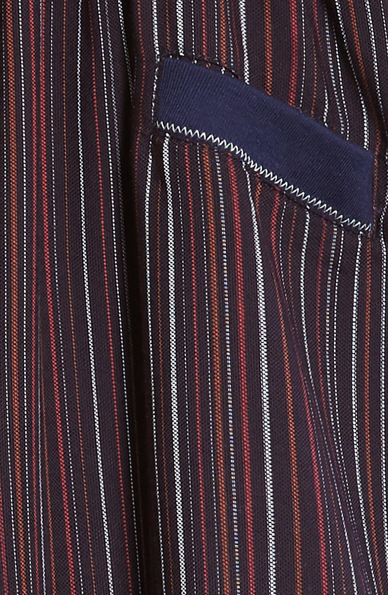 Stripe Tank Dress,                             Alternate thumbnail 2, color,                             410