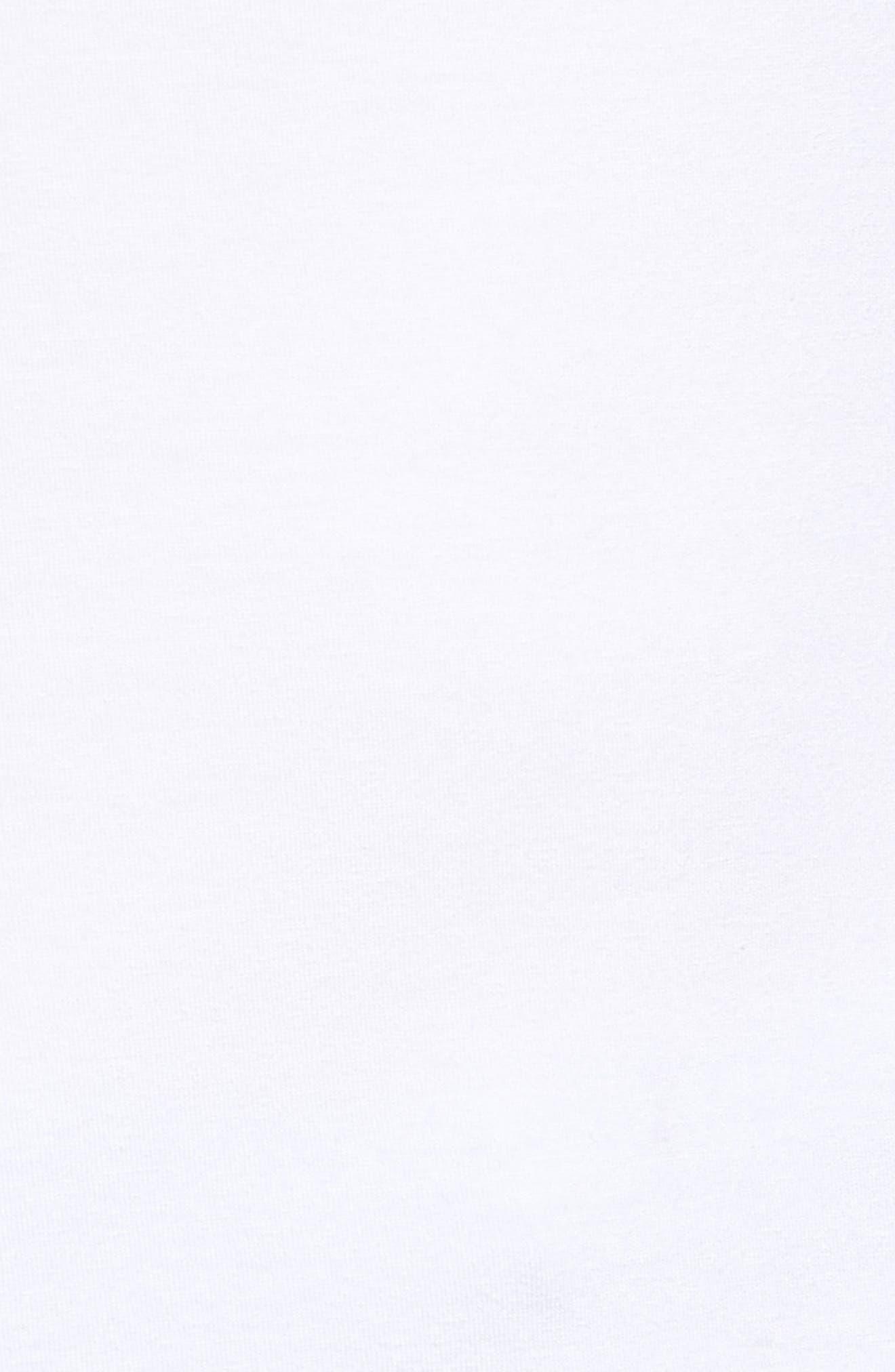 One-Shoulder Ruffle Top,                             Alternate thumbnail 16, color,