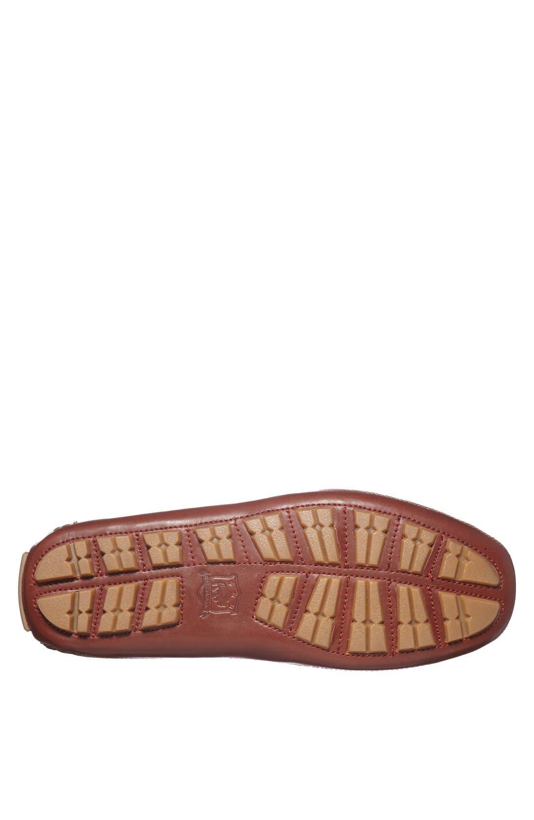 'Drake' Leather Driving Shoe,                             Alternate thumbnail 23, color,