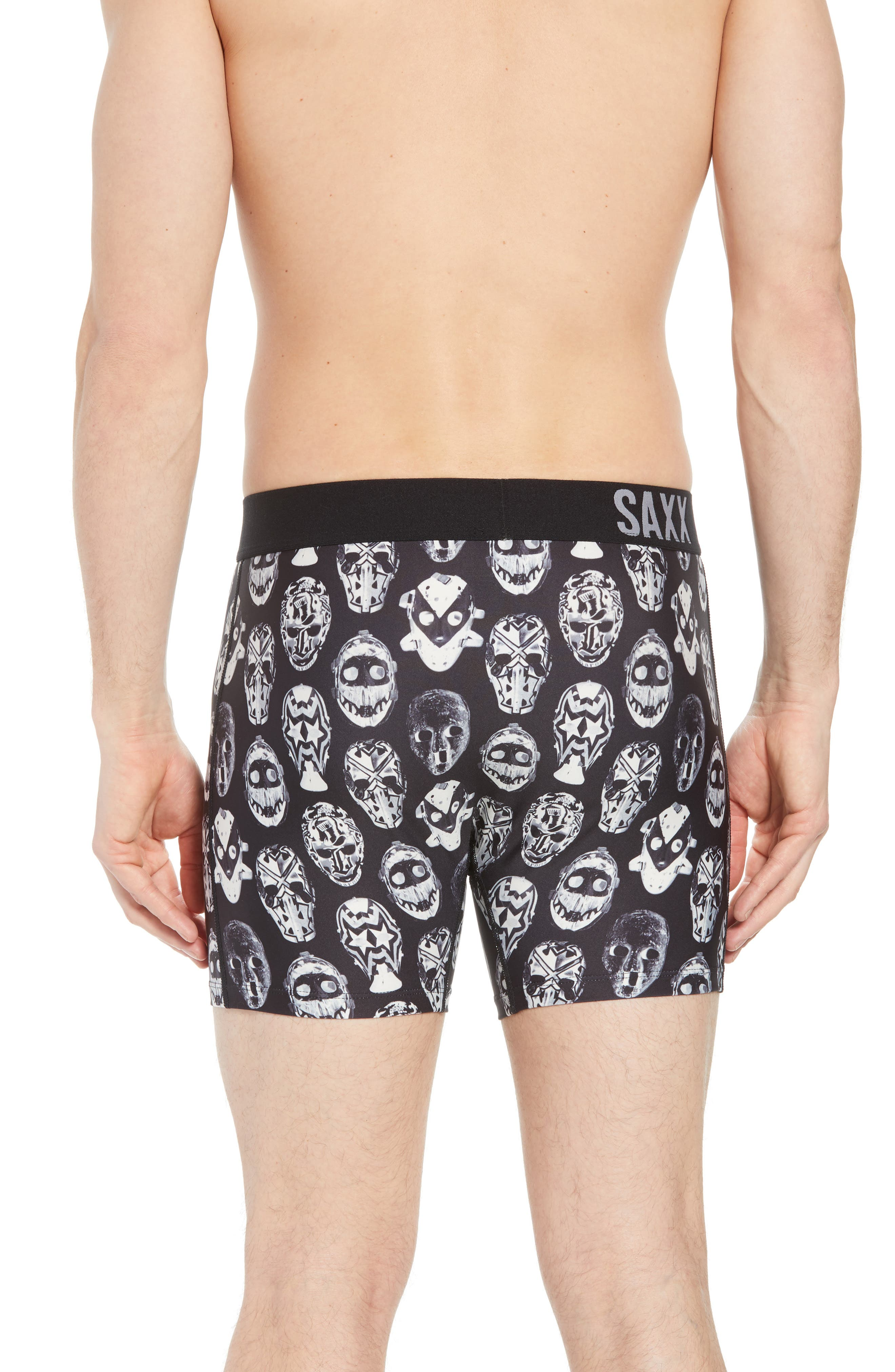 Fuse Masked Boxer Briefs,                             Alternate thumbnail 2, color,                             MASKED