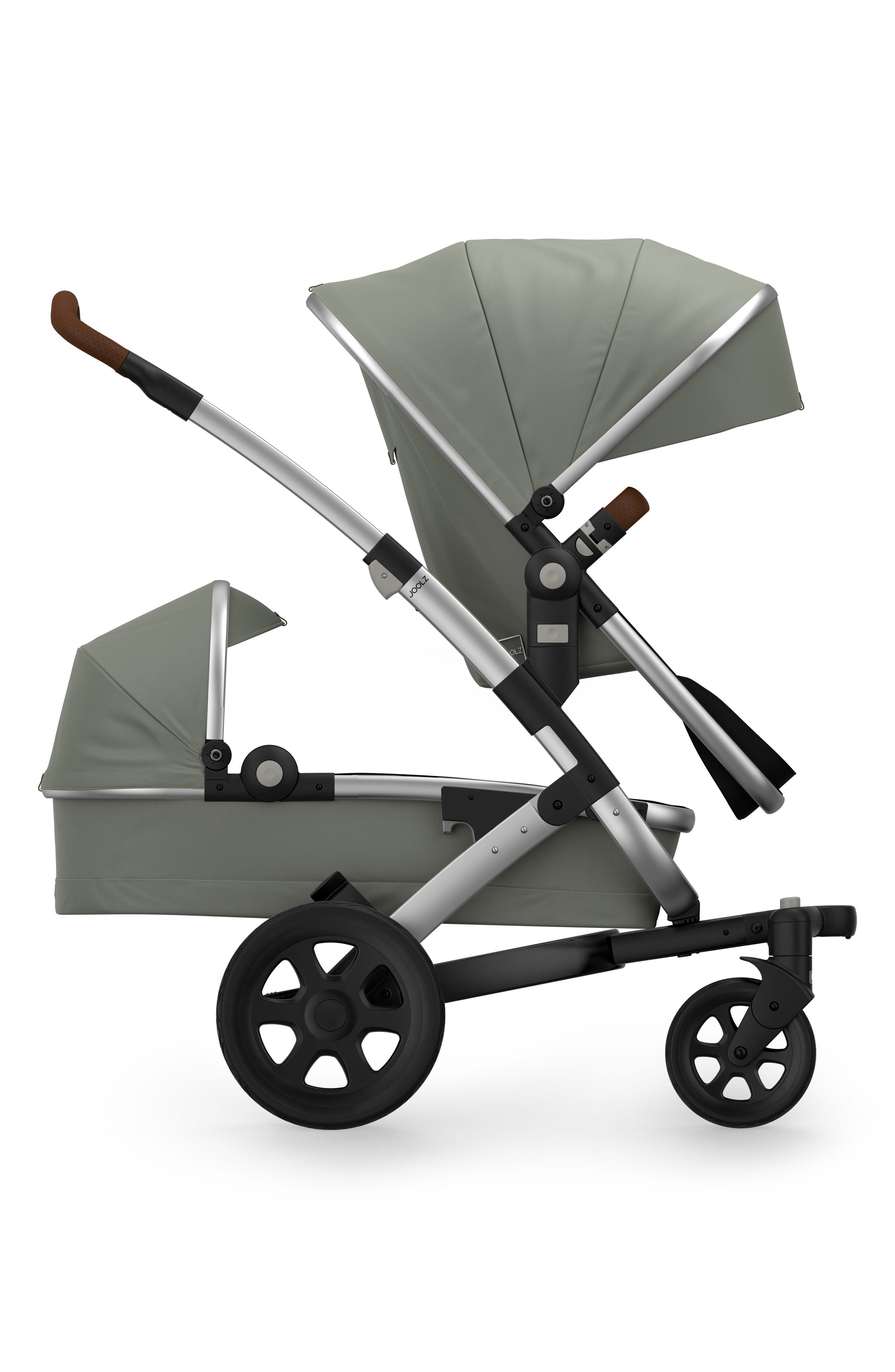 Geo2 Earth Stroller,                             Alternate thumbnail 5, color,                             HIPPO GREY