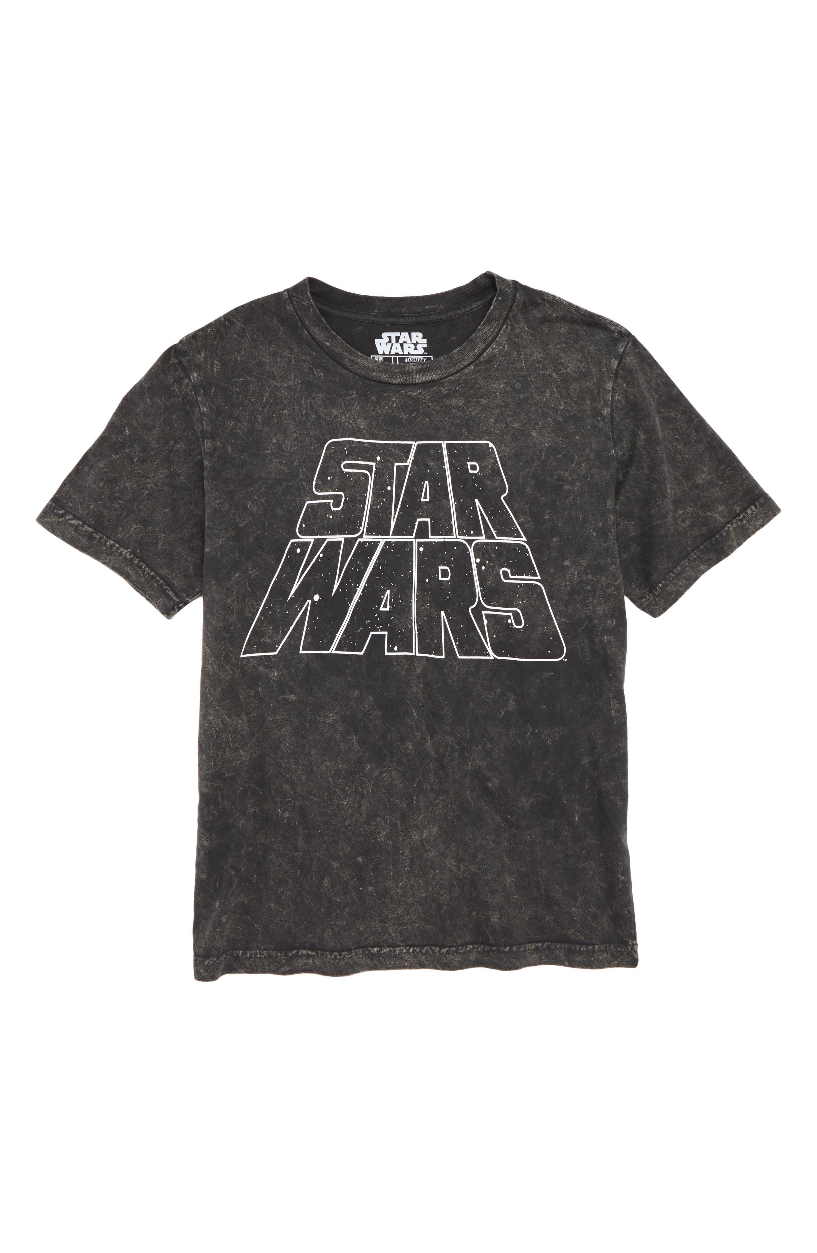 Star Wars<sup>™</sup> Graphic T-Shirt,                             Main thumbnail 1, color,                             020