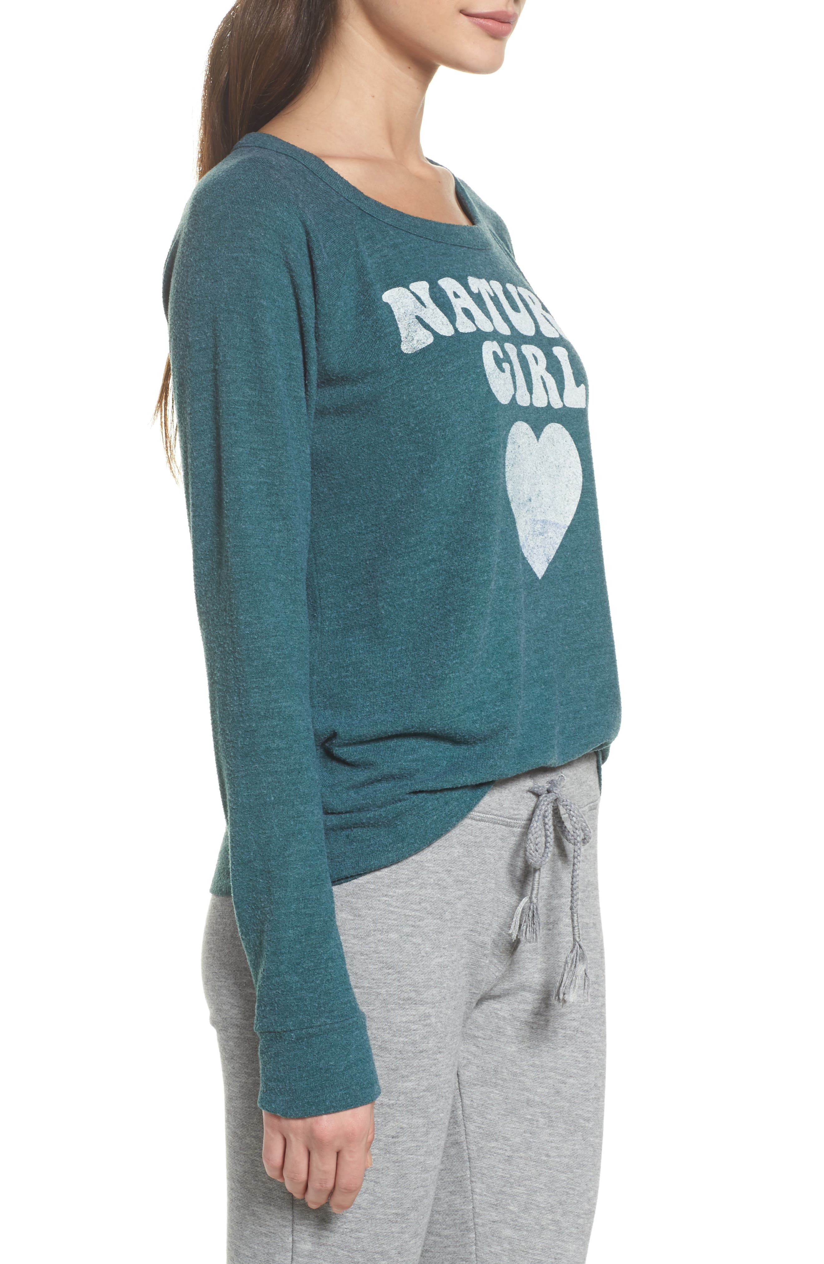 Love Knit Raglan Sweater,                             Alternate thumbnail 3, color,                             302