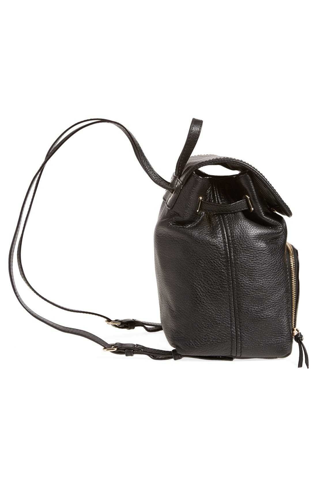 'cobble hill - charley' backpack,                             Alternate thumbnail 6, color,                             001