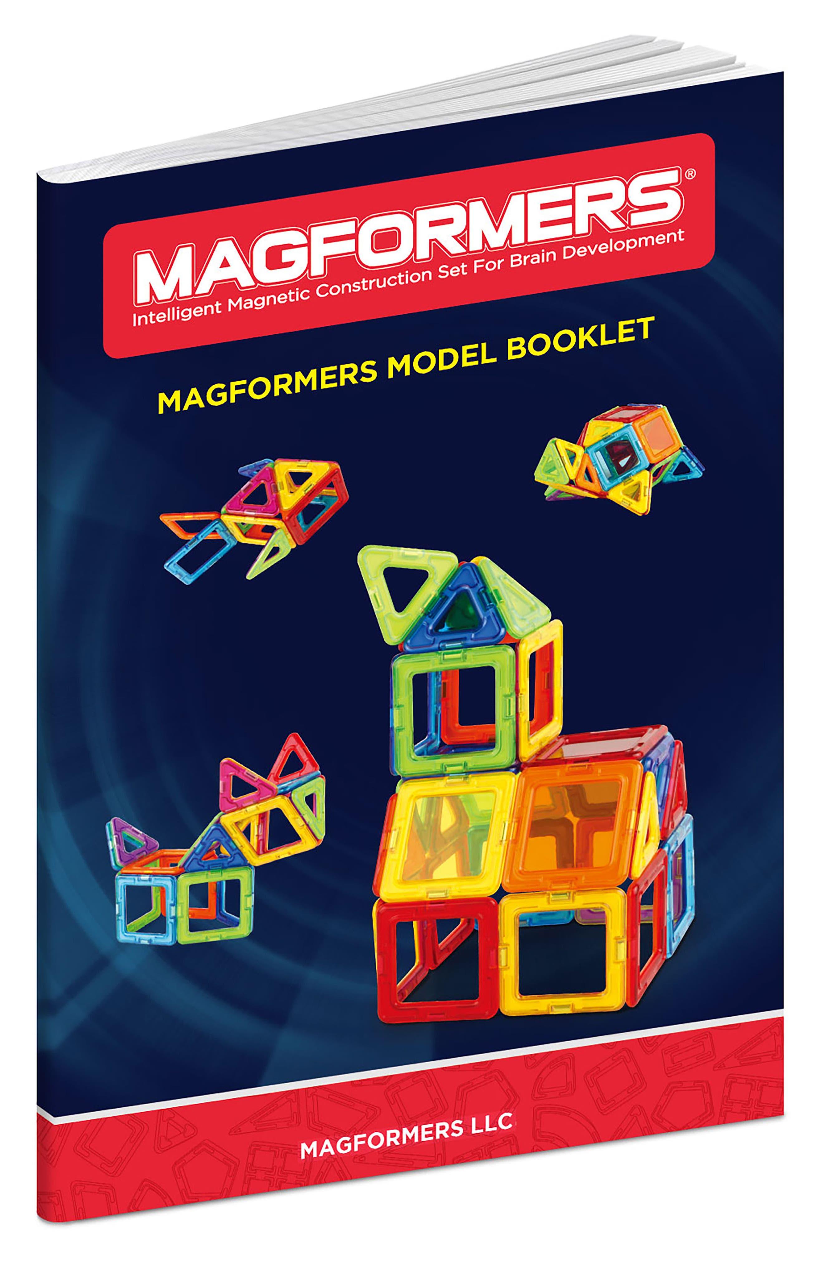 20-Piece Window Plus Magnetic 3D Construction Set,                             Alternate thumbnail 3, color,                             400