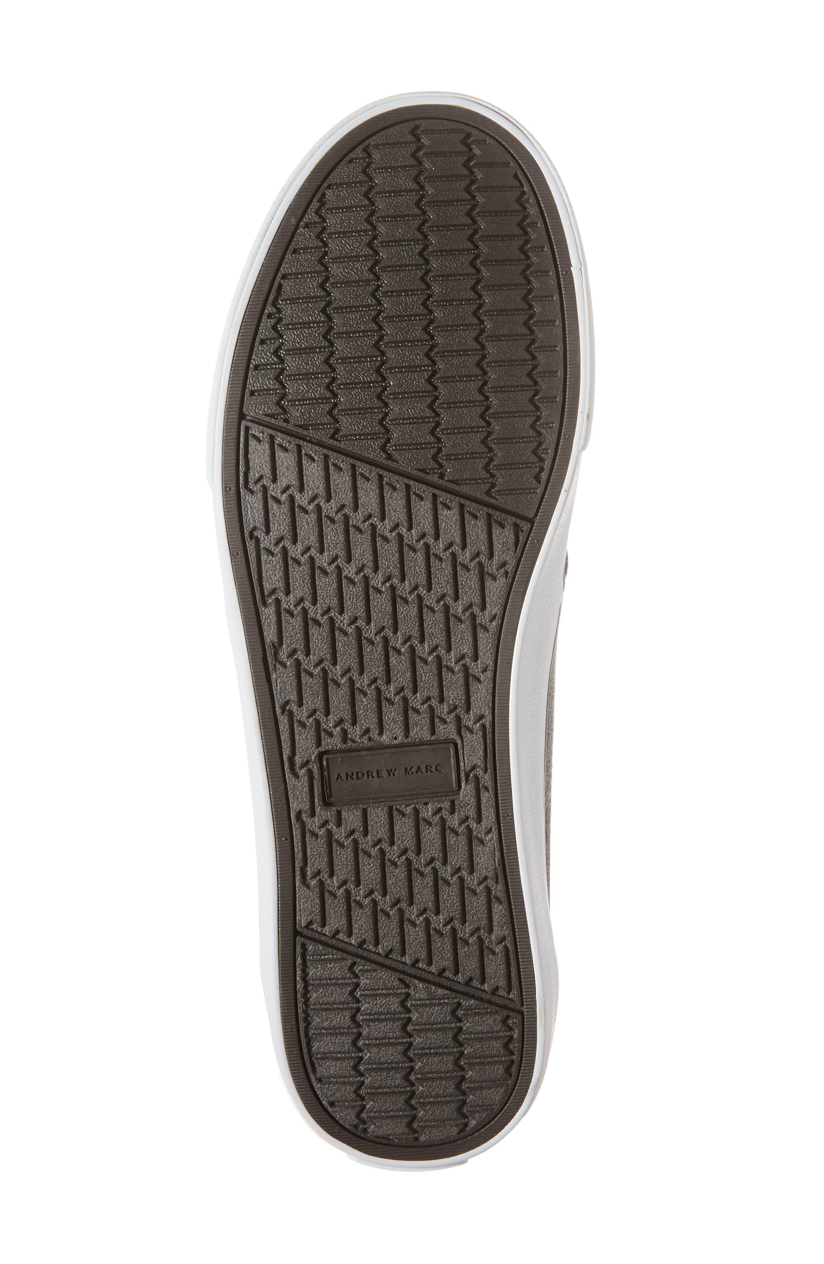 Briggs Low Top Sneaker,                             Alternate thumbnail 6, color,                             CHARCOAL/ DARK GREY/ WHITE