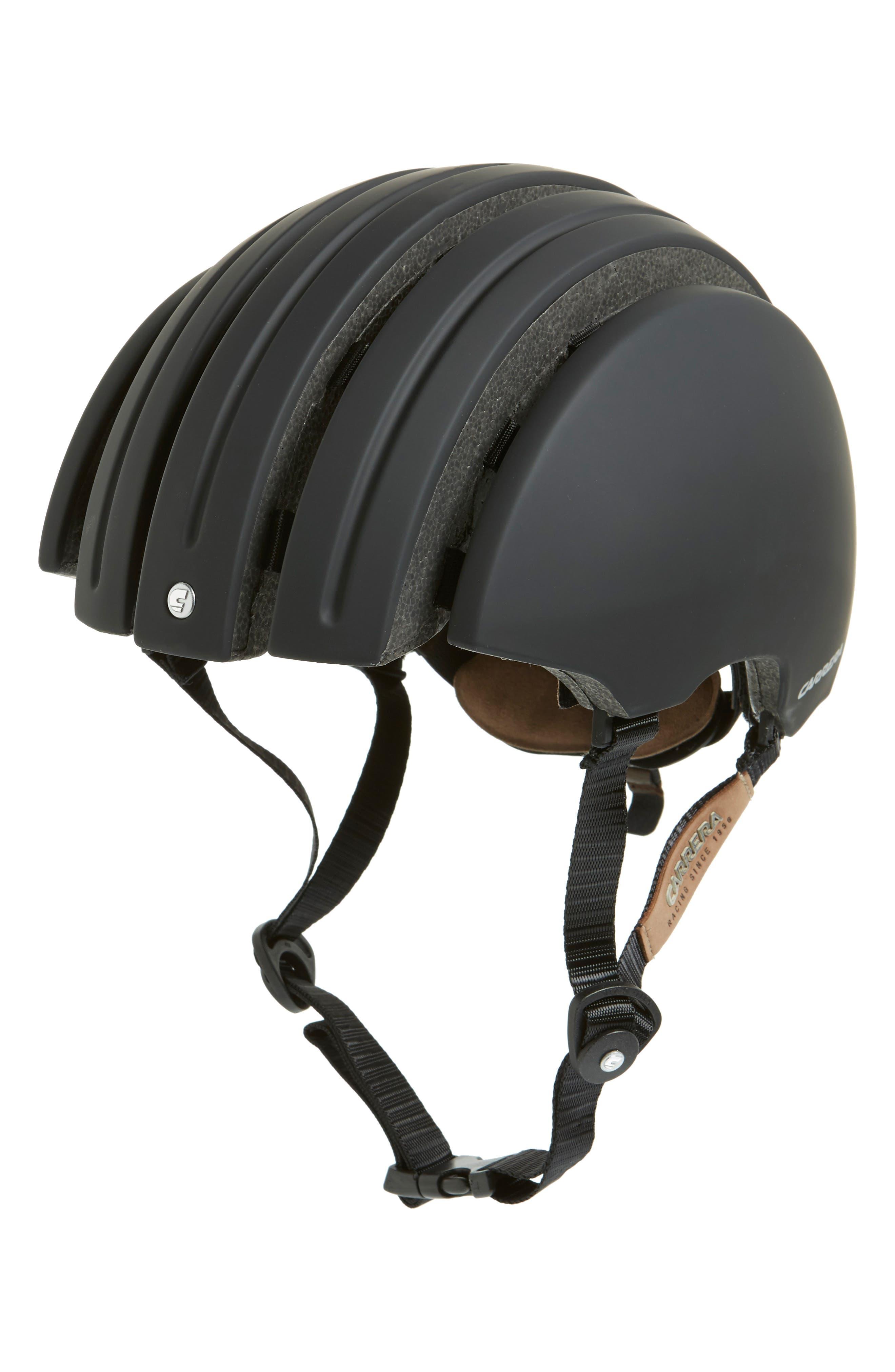 Folding Bicycle Helmet,                             Alternate thumbnail 4, color,                             001