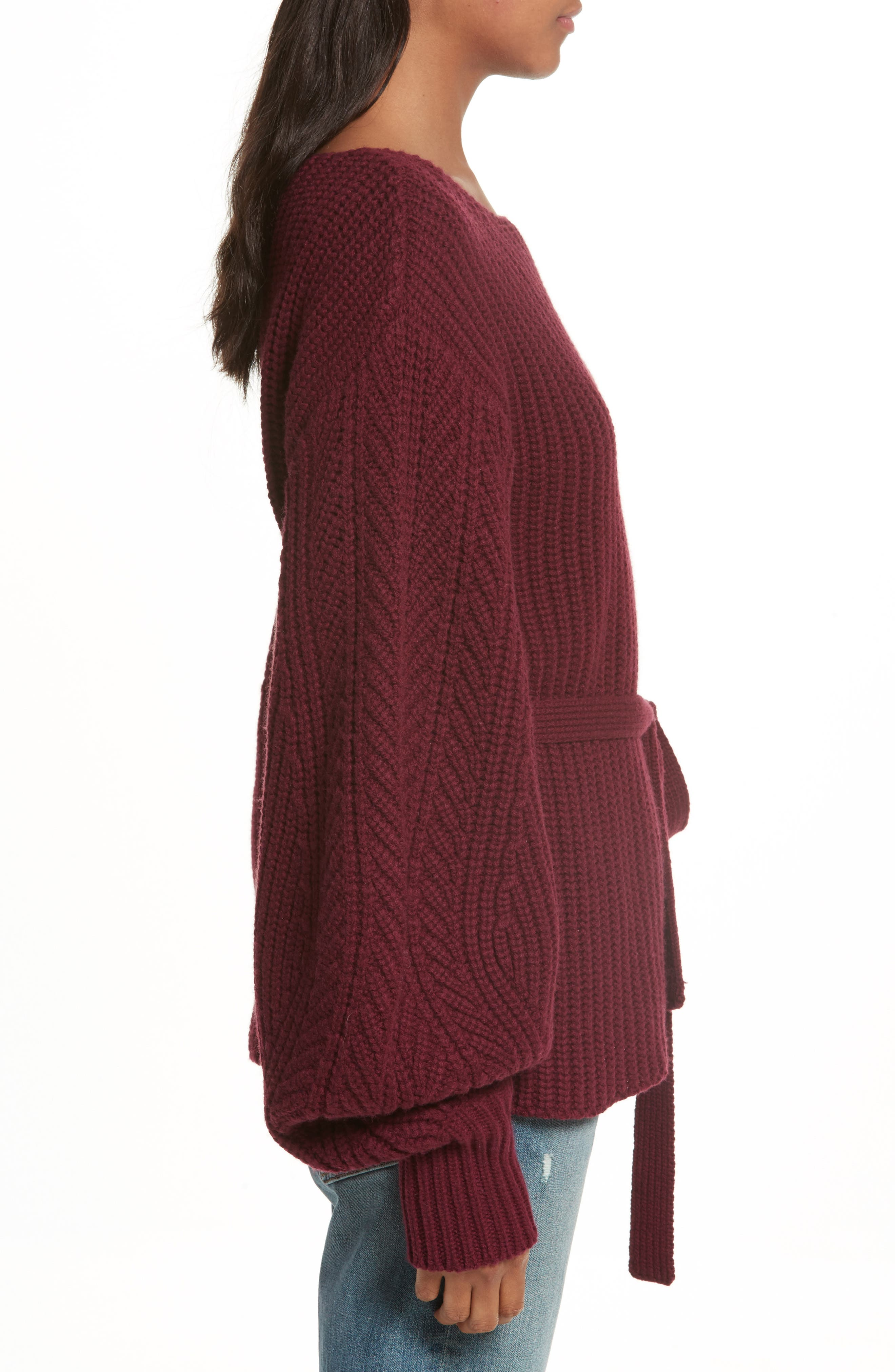 Wool Sweater,                             Alternate thumbnail 3, color,                             600