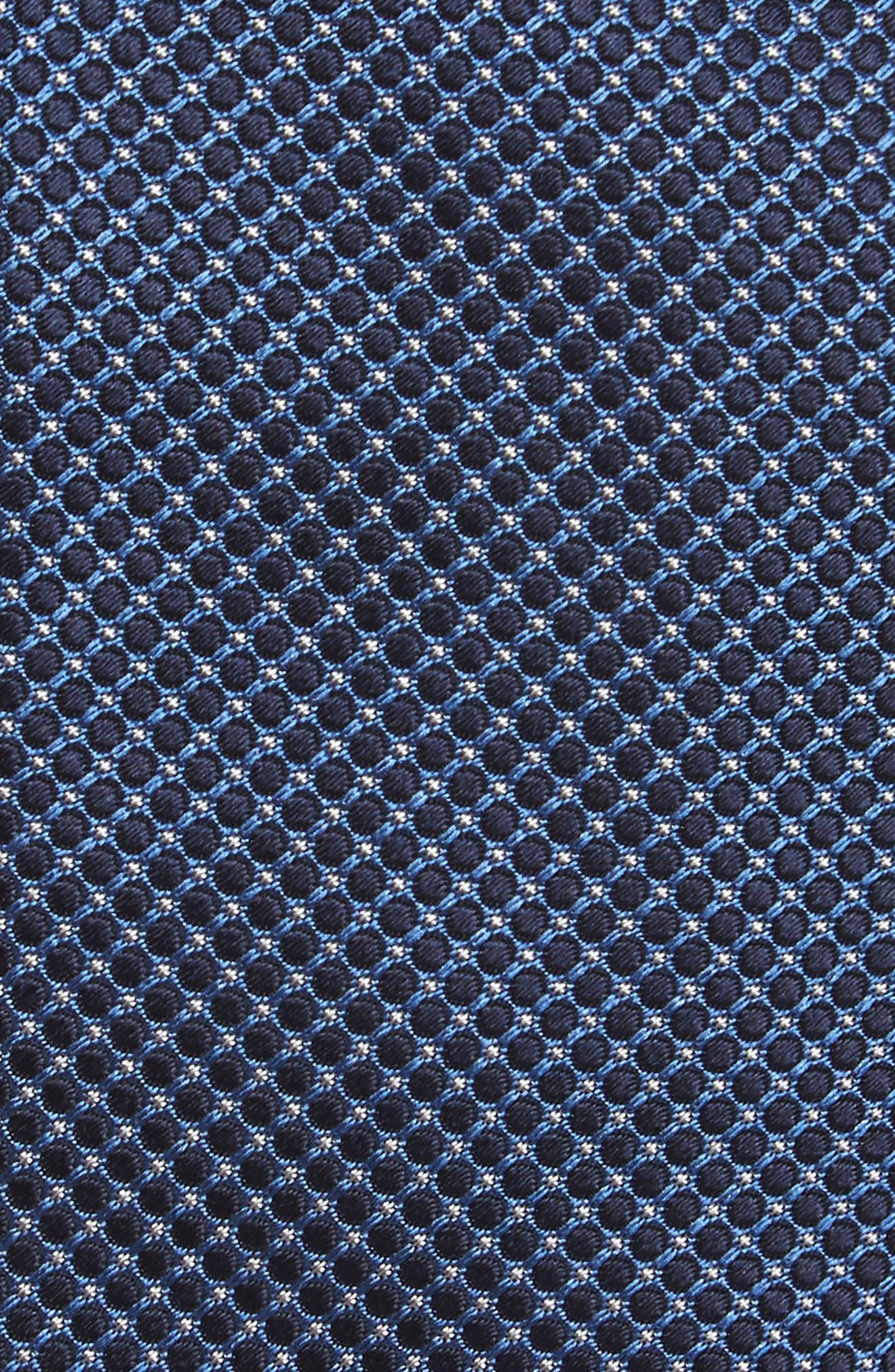 Check Silk Tie,                             Alternate thumbnail 2, color,                             473