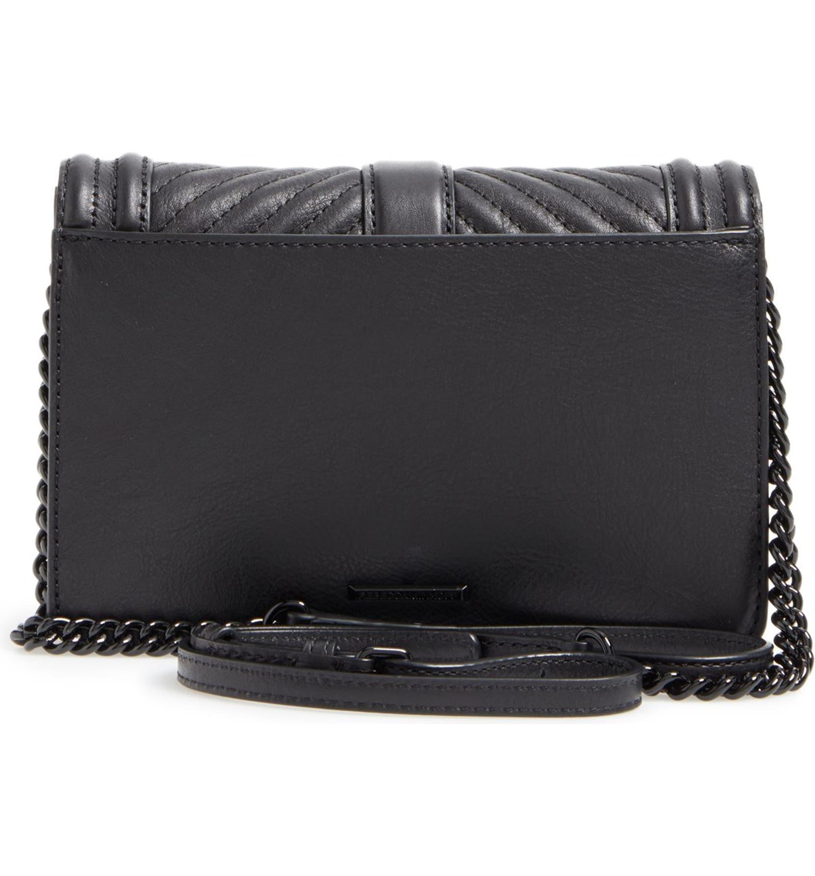 9e191550d9af Rebecca Minkoff Small Love Leather Crossbody Bag