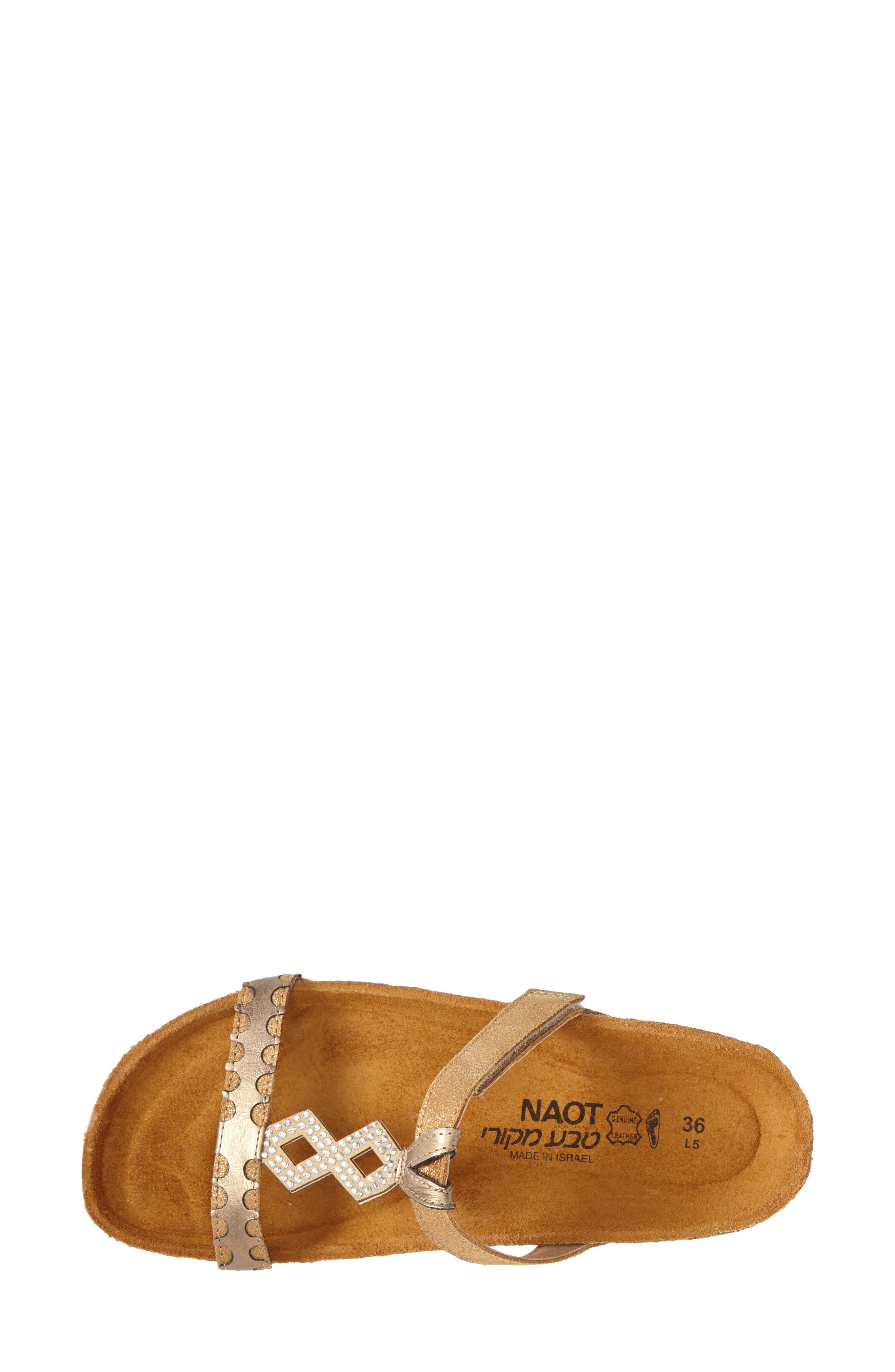 Embellished Walking Sandal,                             Alternate thumbnail 18, color,
