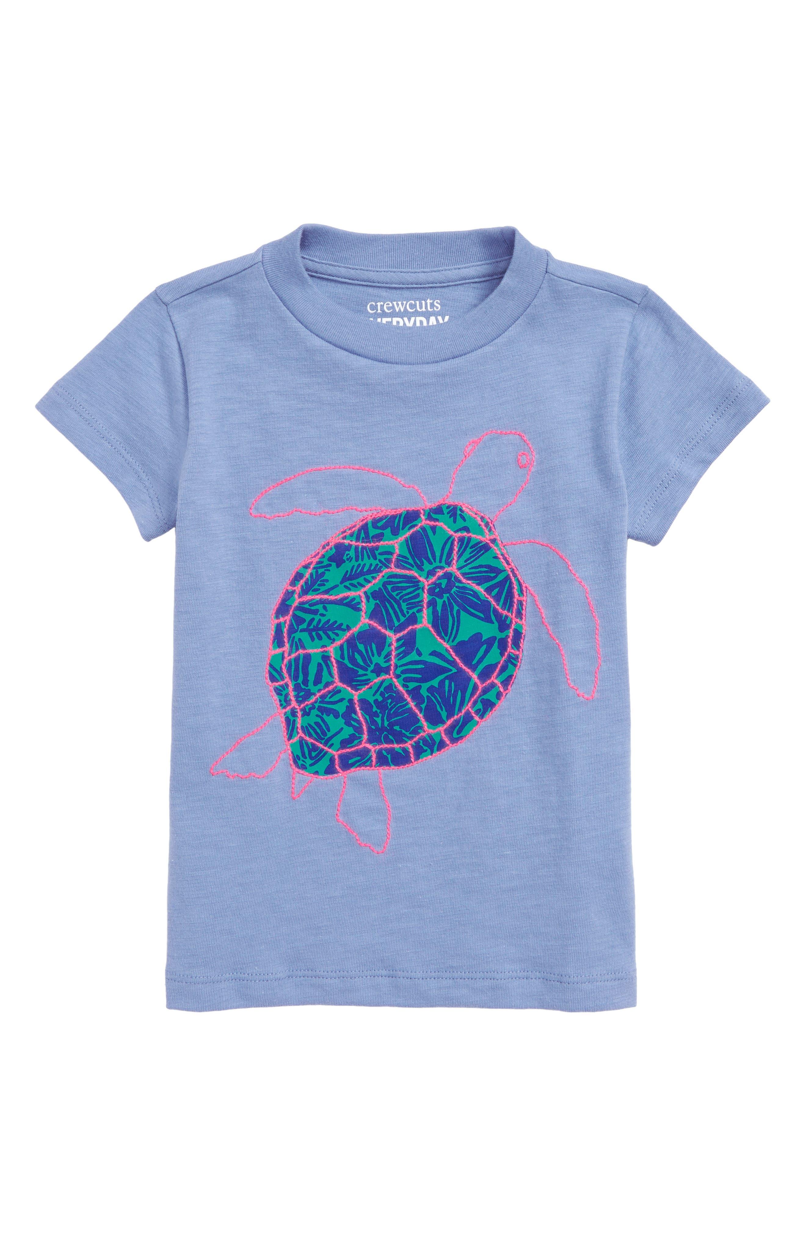Sea Turtle Tee,                             Main thumbnail 1, color,                             400