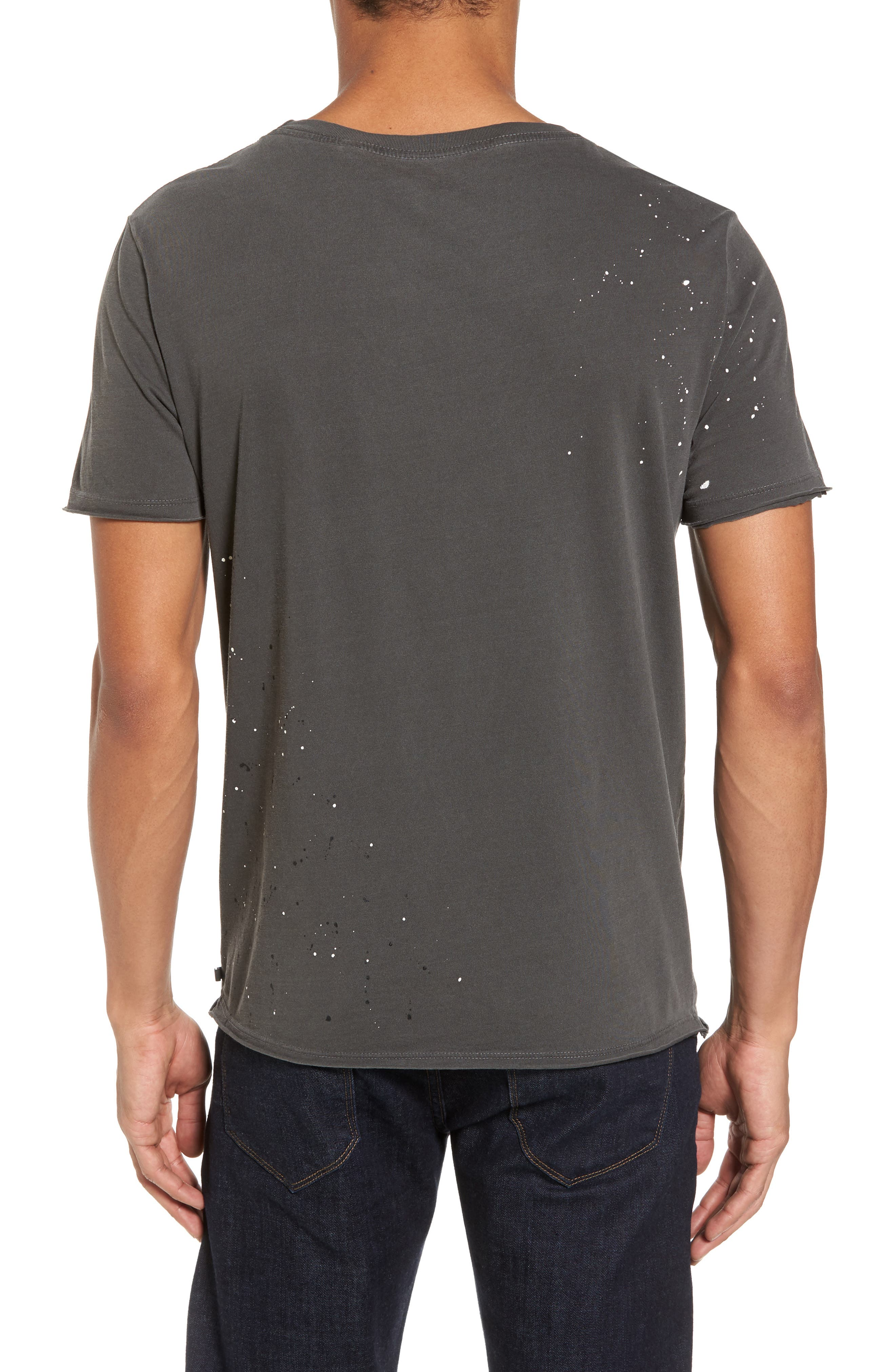 Anders Slim Fit Pocket T-Shirt,                             Alternate thumbnail 2, color,                             020