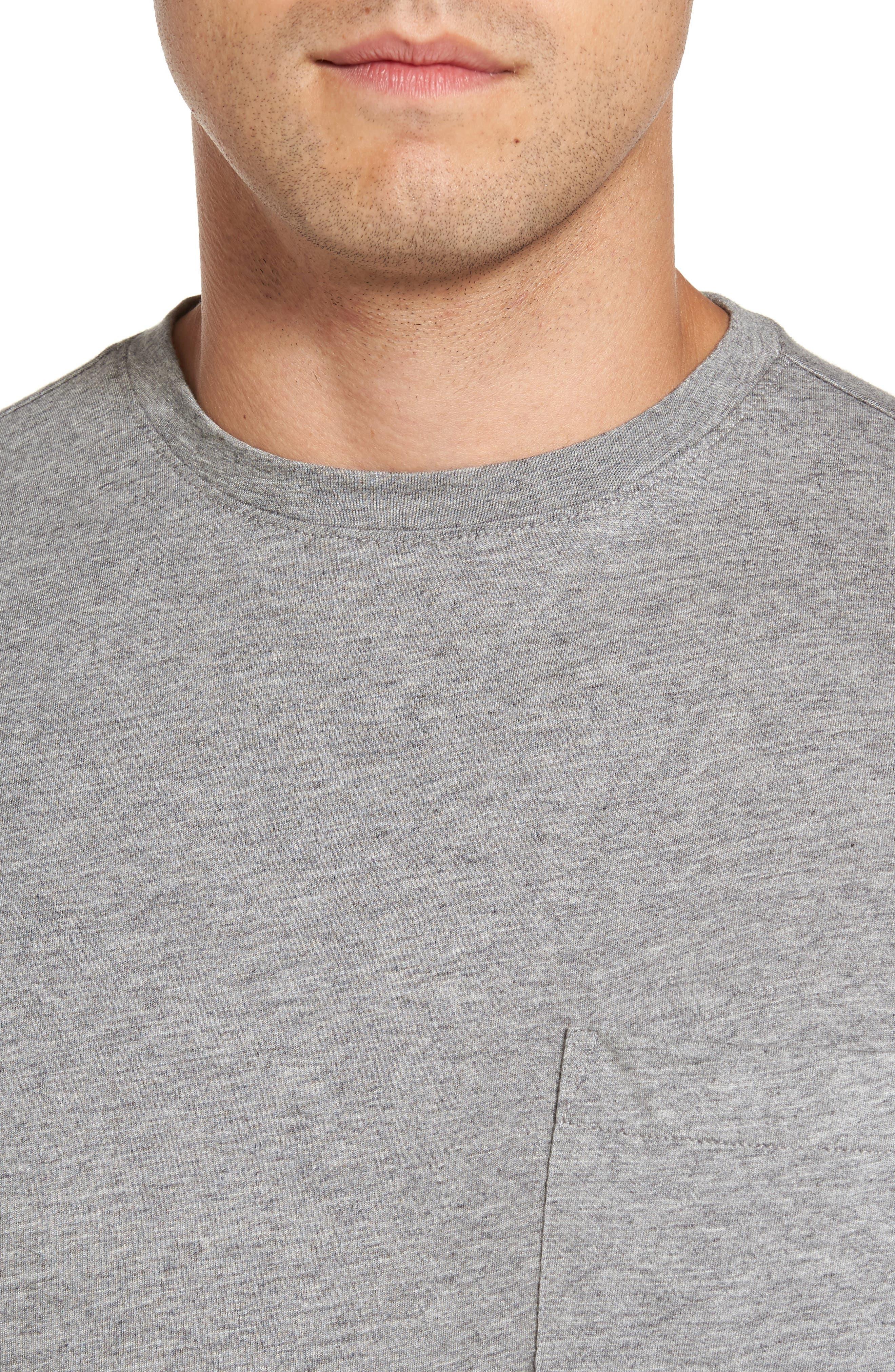 Crown Pocket T-Shirt,                             Alternate thumbnail 11, color,