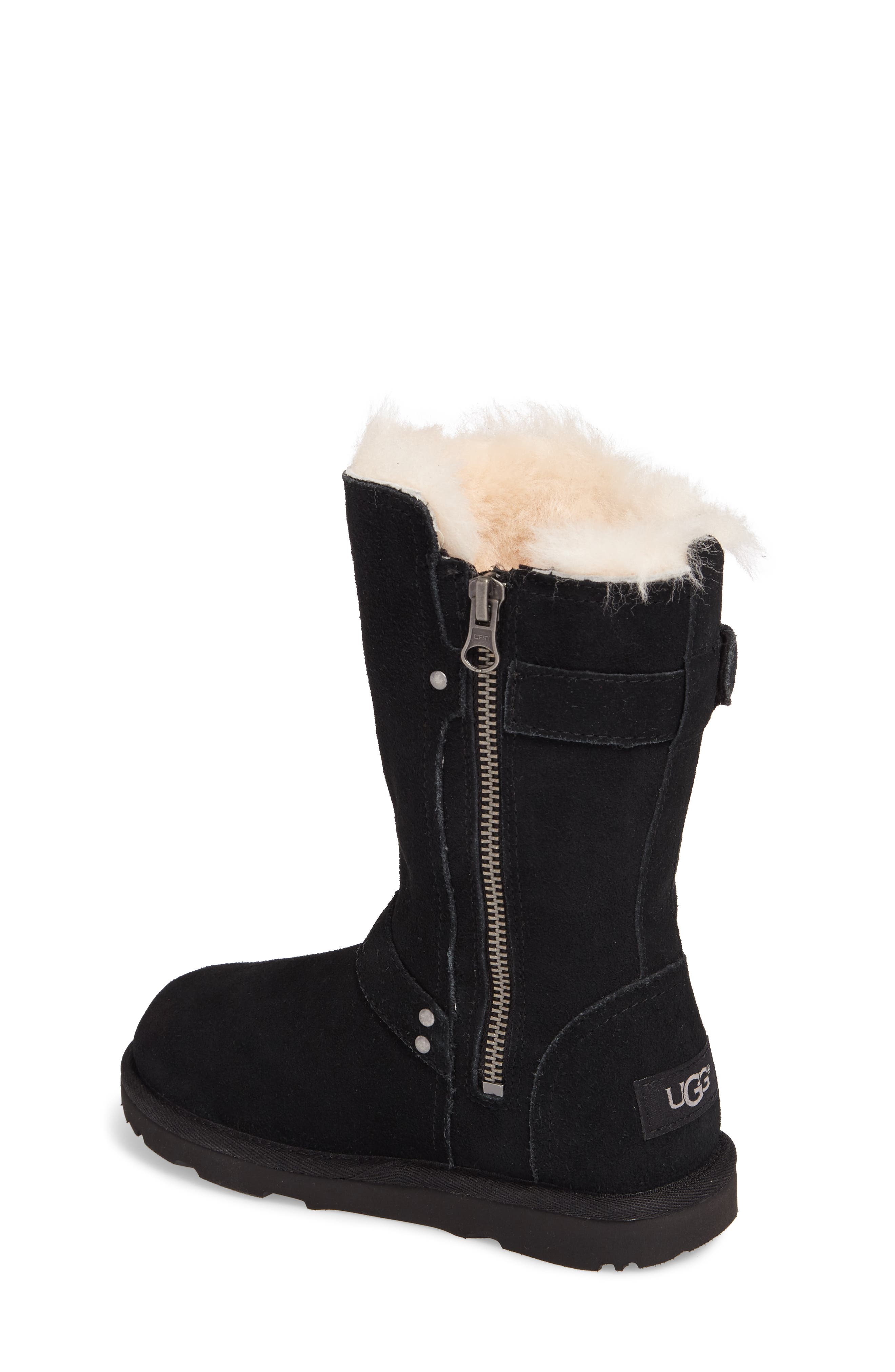 Magda Water Resistant Boot,                             Alternate thumbnail 2, color,                             001