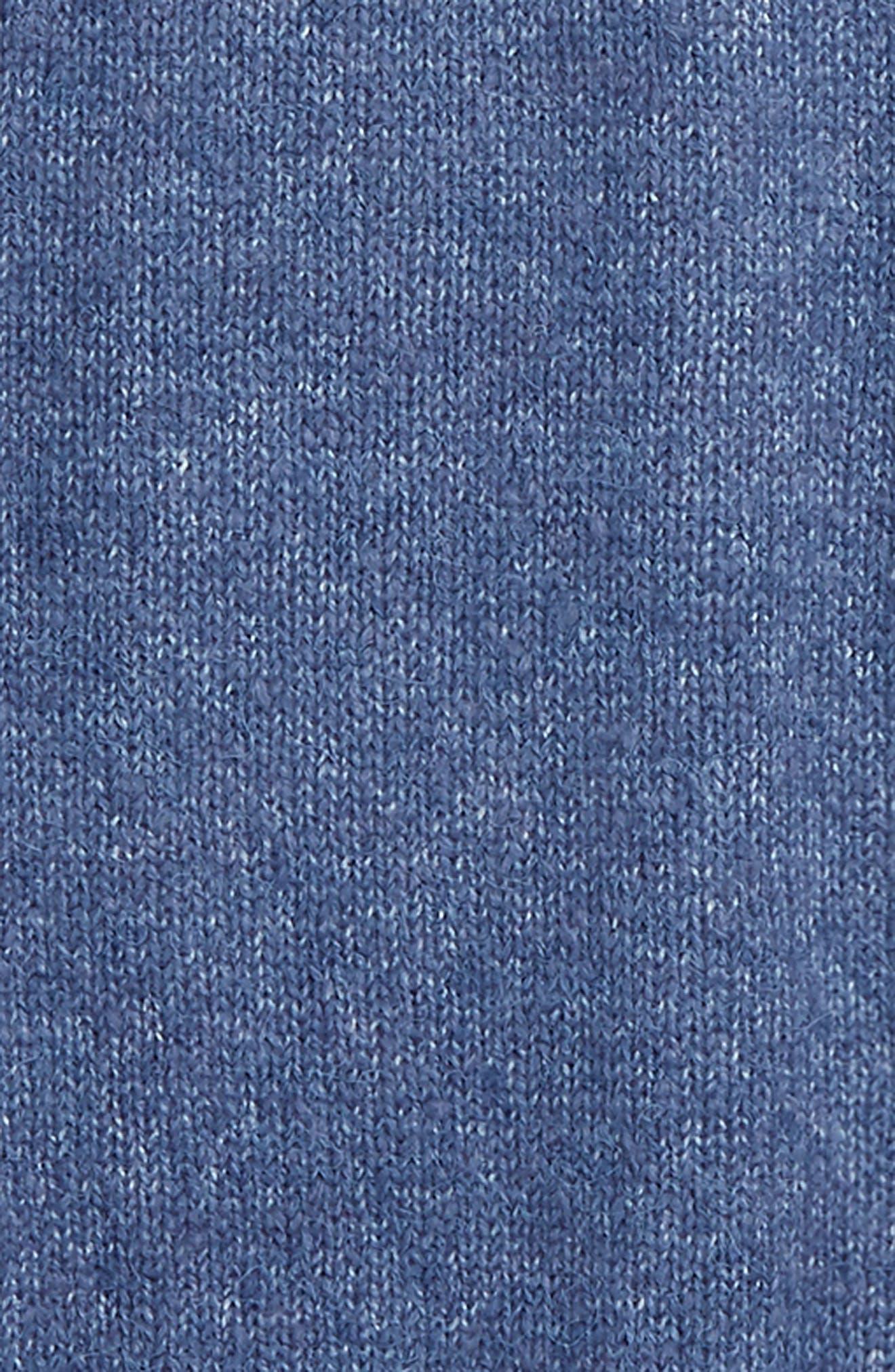 Colorblock Knit Sweater,                             Alternate thumbnail 2, color,                             420