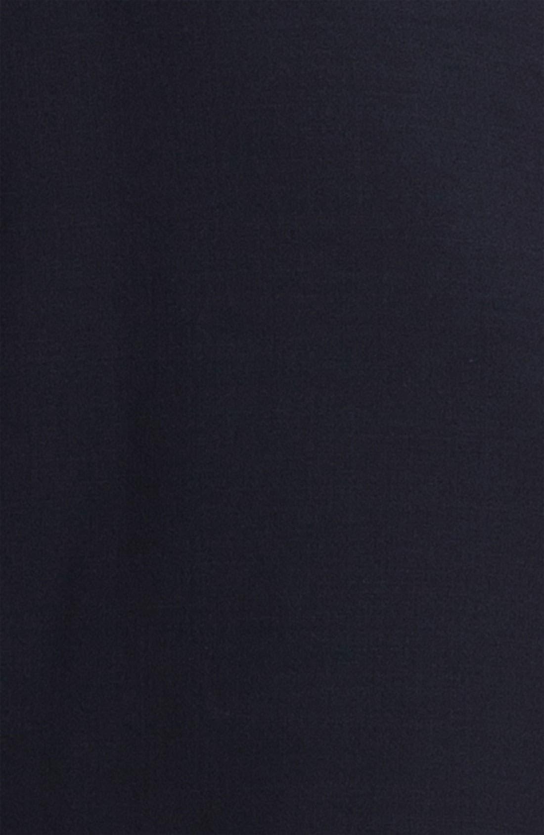 'Walsh' Wool Blend A-Line Dress,                             Alternate thumbnail 2, color,                             411