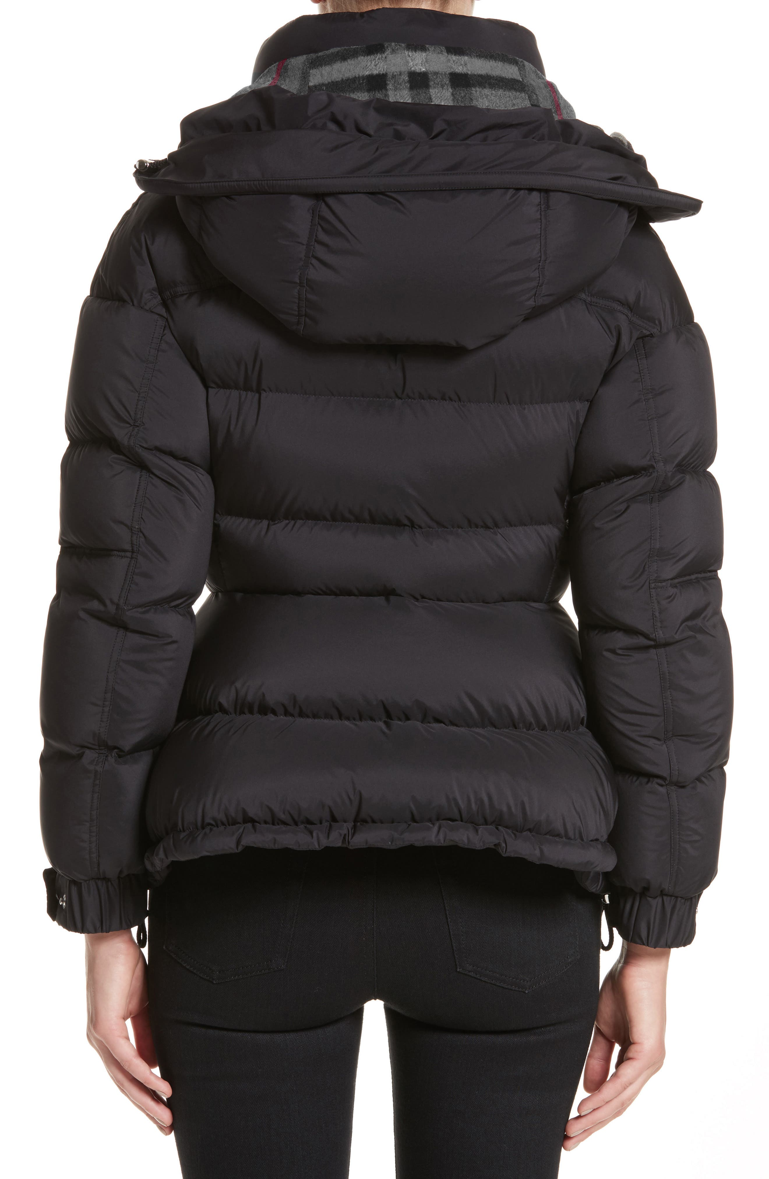 Fleetwood Hooded Down Puffer Jacket,                             Alternate thumbnail 2, color,                             001