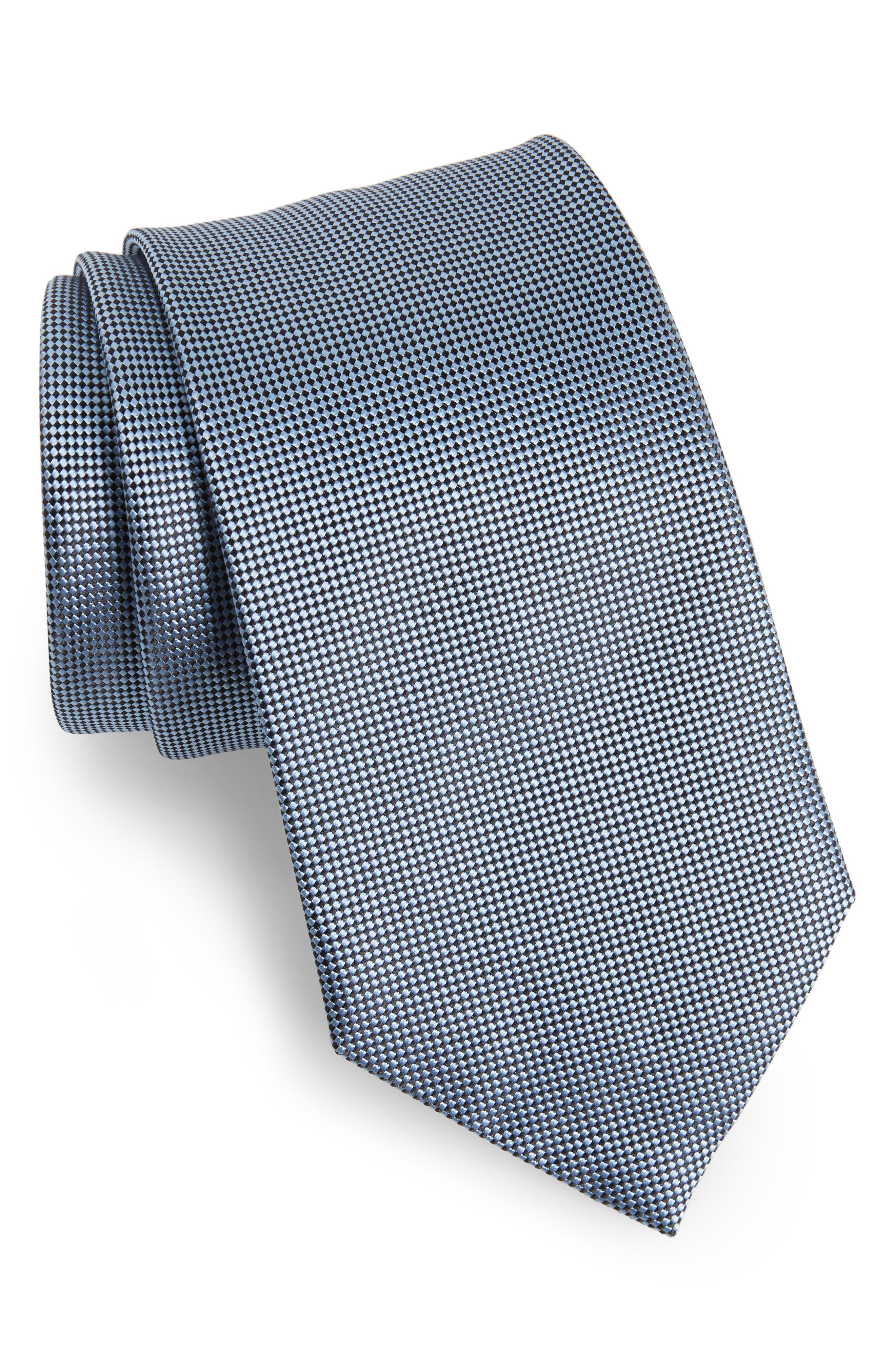 Solid Silk Tie,                             Main thumbnail 5, color,