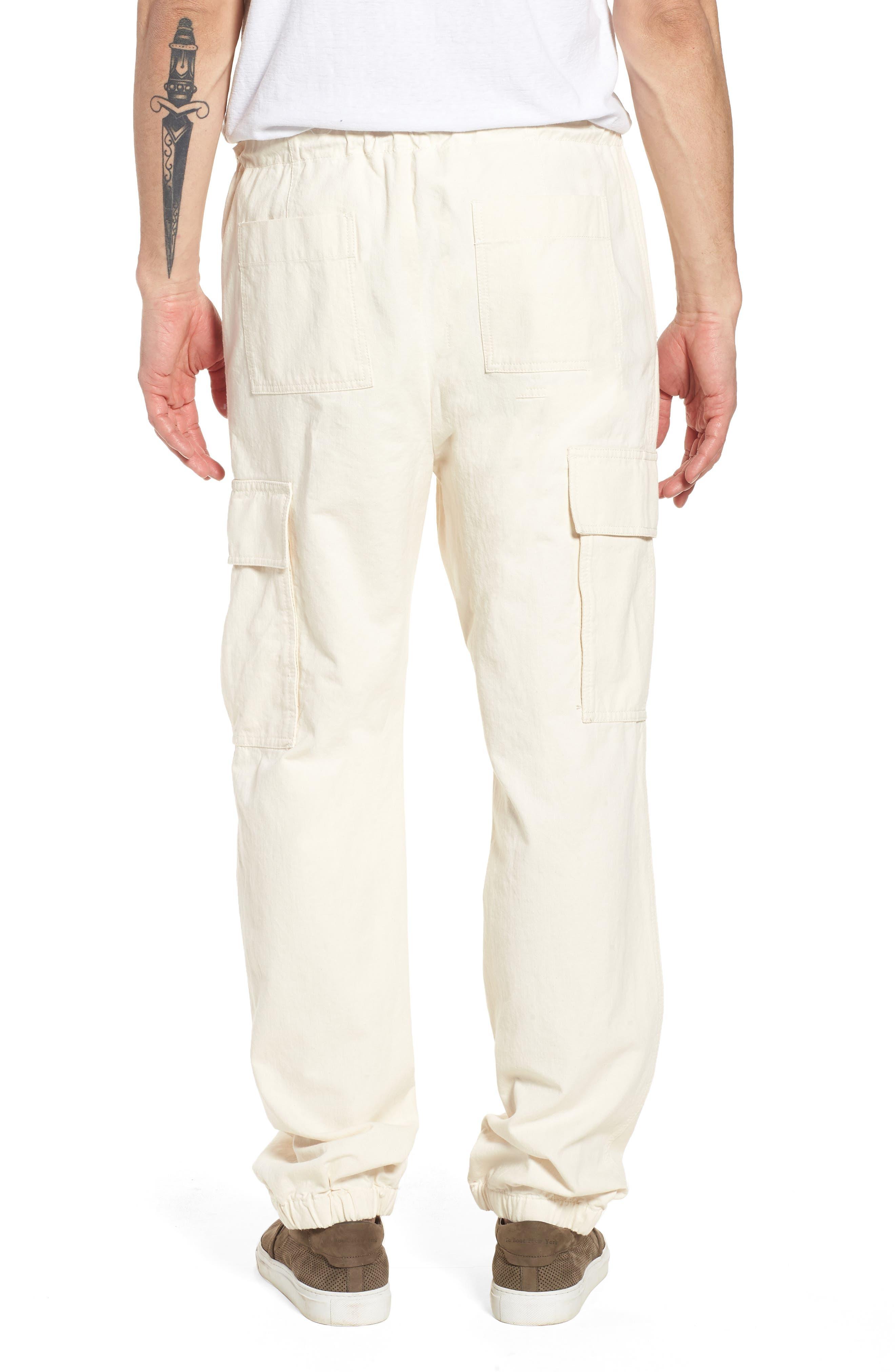 Cargo Pants,                             Alternate thumbnail 2, color,                             IVORY