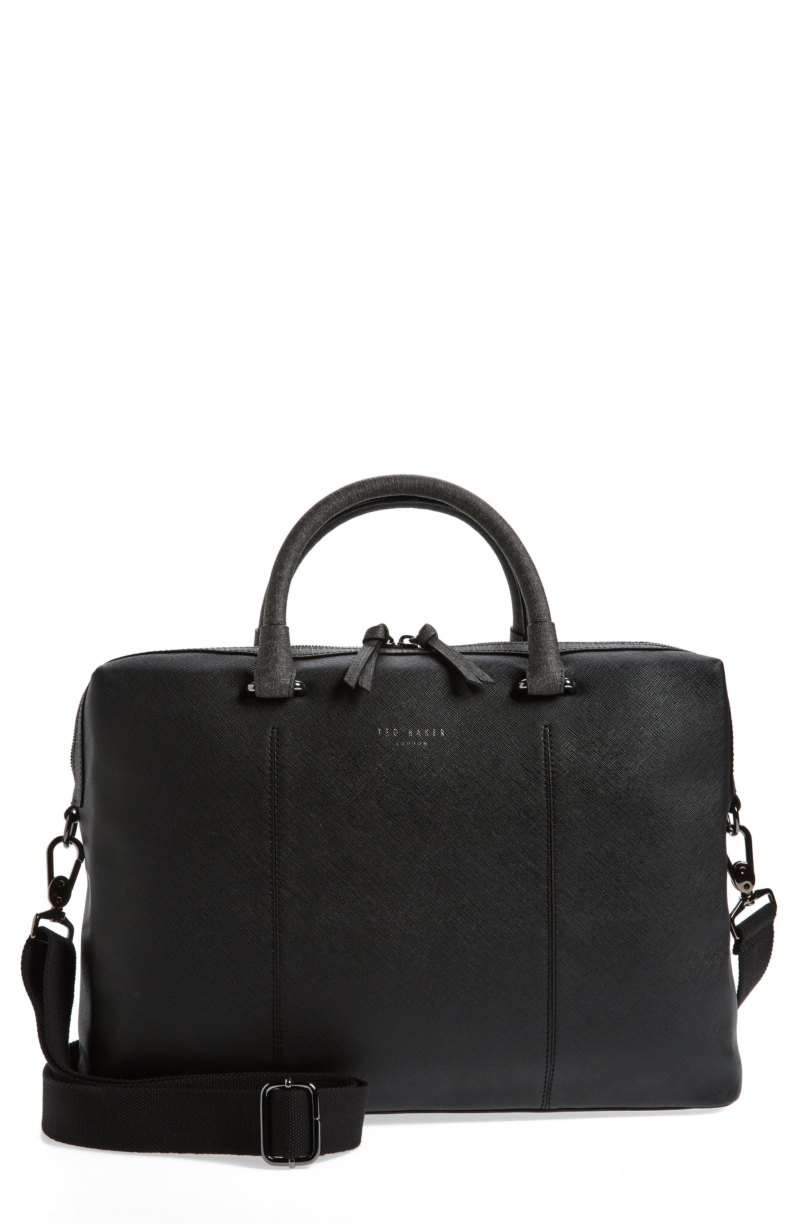 Pounce Briefcase,                         Main,                         color, 001