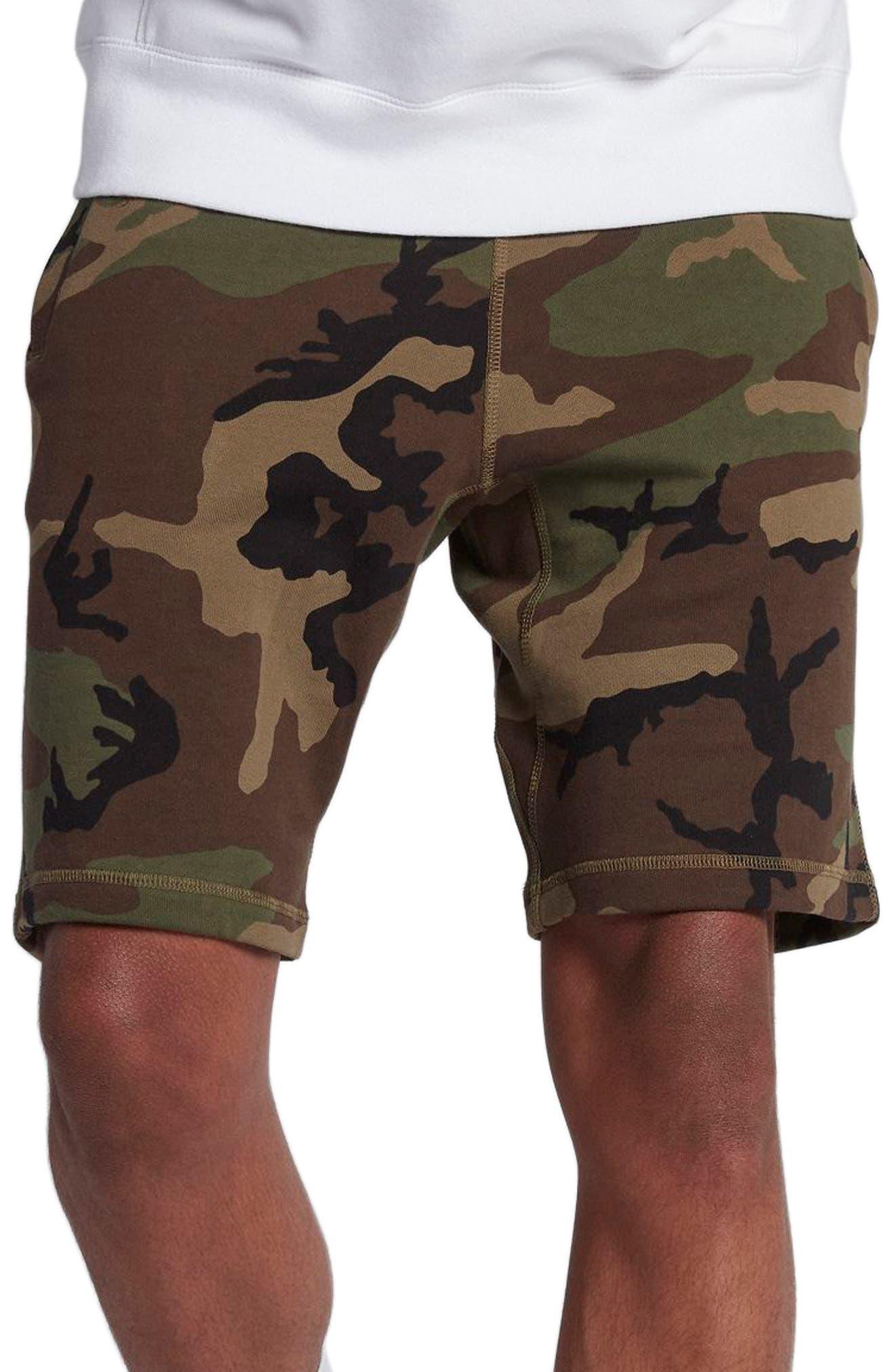 Camo Shorts,                         Main,                         color, 322