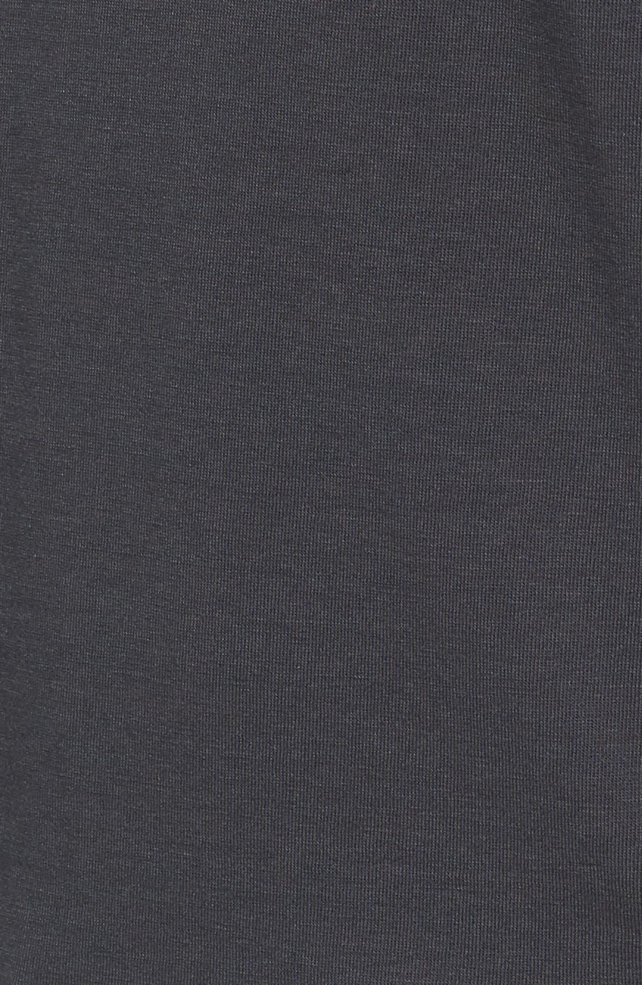 Opposing Moons Graphic Burnout T-Shirt,                             Alternate thumbnail 9, color,