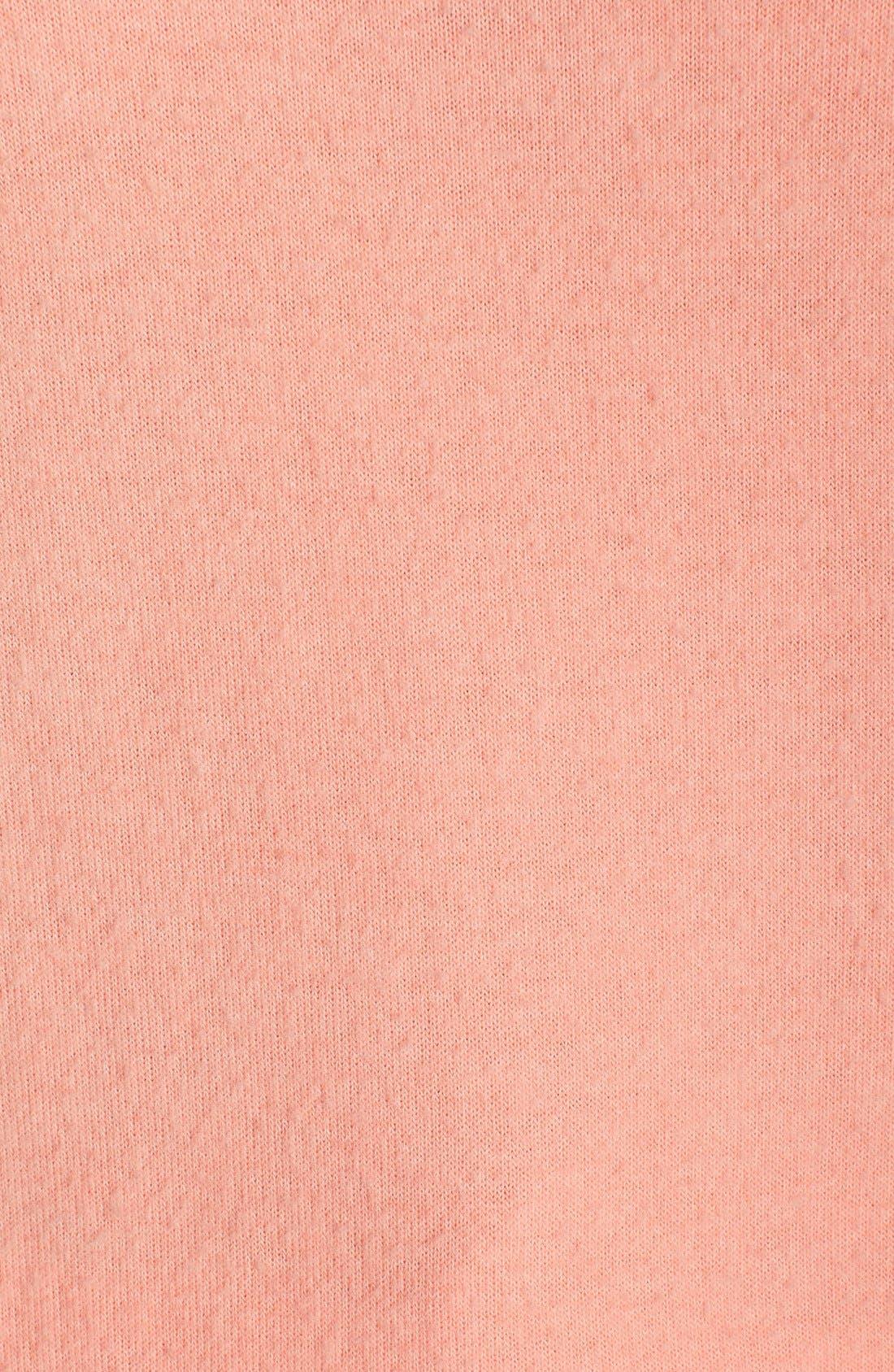 Brushed Hacci Sweatshirt,                             Alternate thumbnail 109, color,