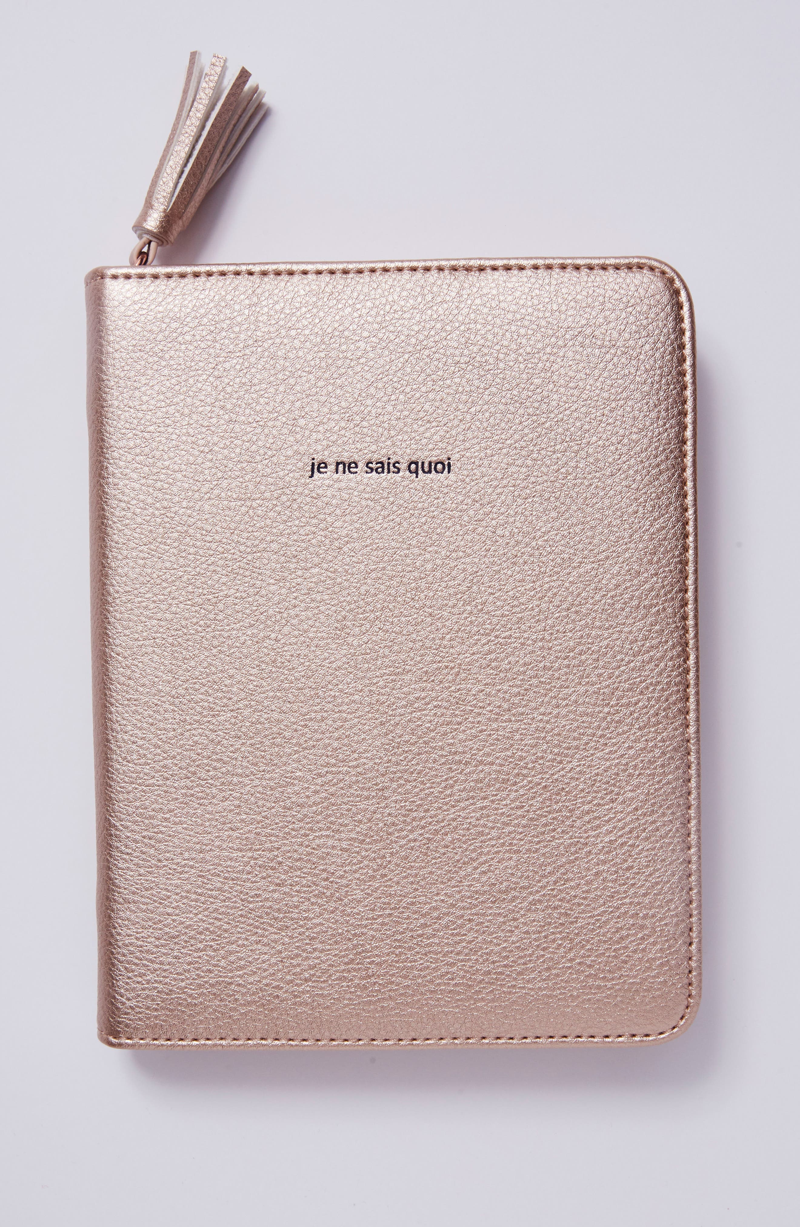 Idiom Leather Journal,                             Main thumbnail 6, color,