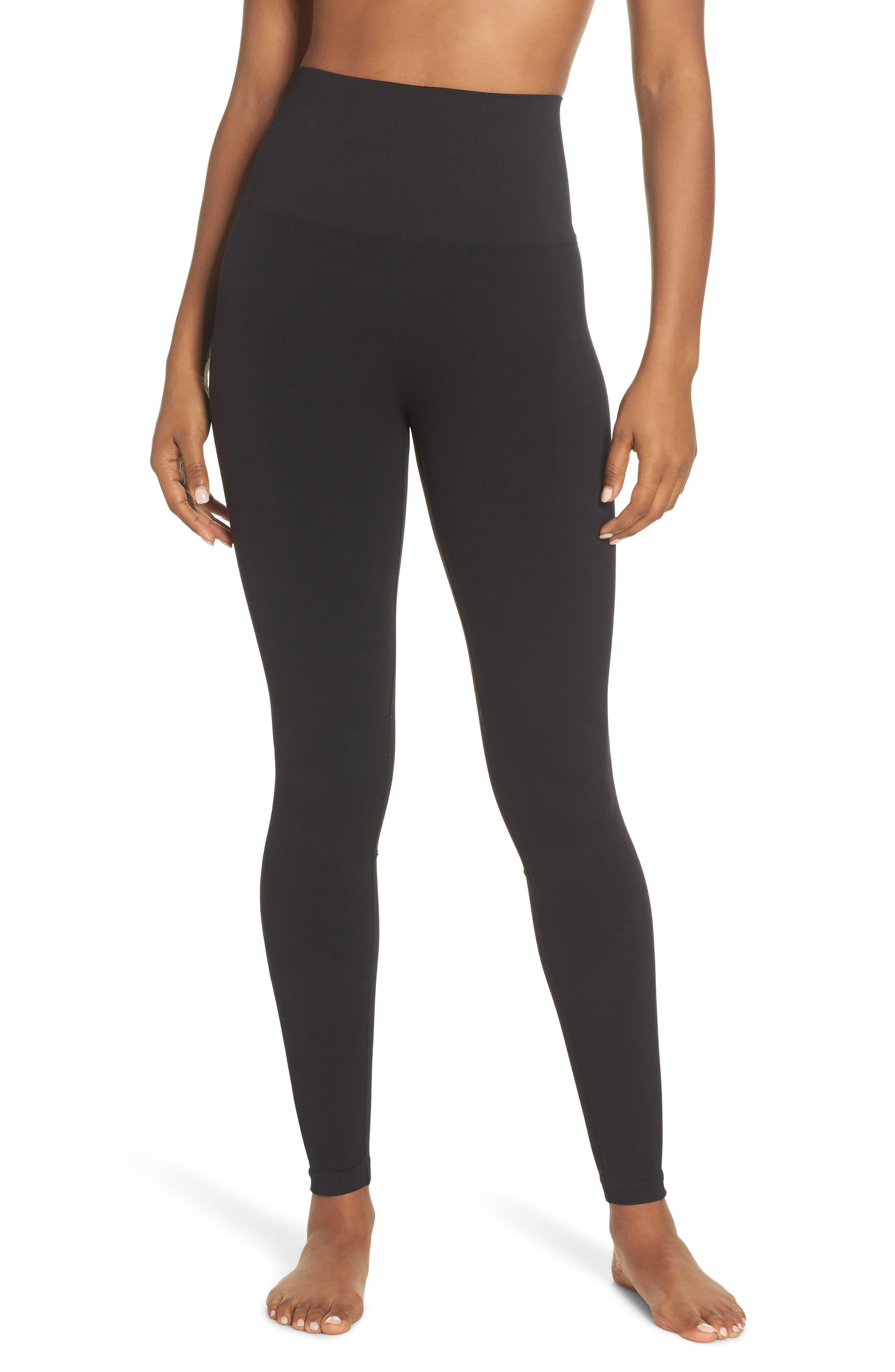 Eight Eight High Waist Leggings, Main, color, EIGHT EIGHT LEGGNG BLACK