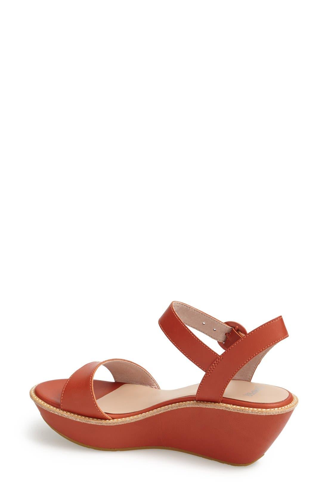 'Damas' Wedge Sandal,                             Alternate thumbnail 24, color,