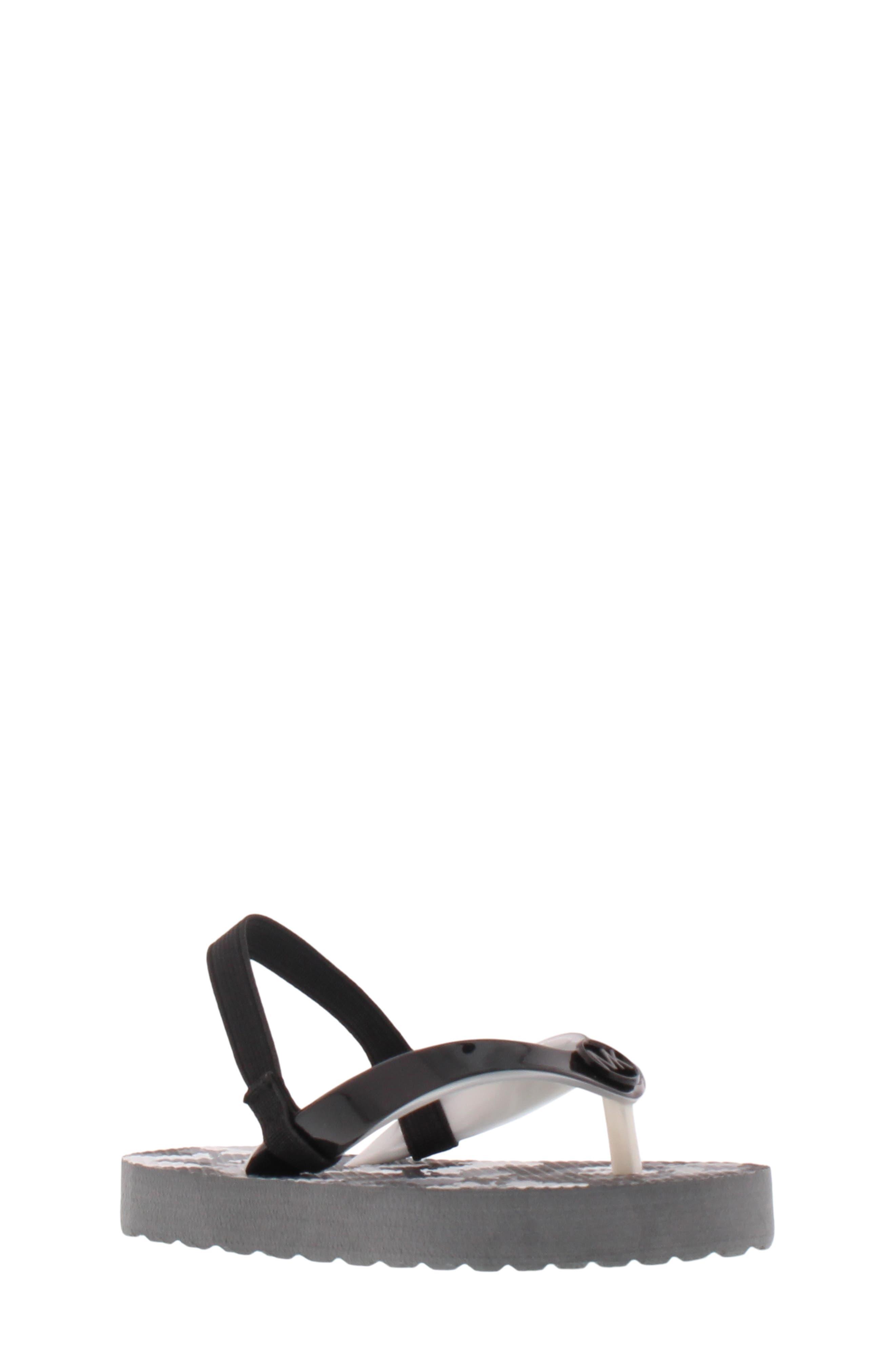 Endine Butterfly Sandal, Main, color, BLACK GREY