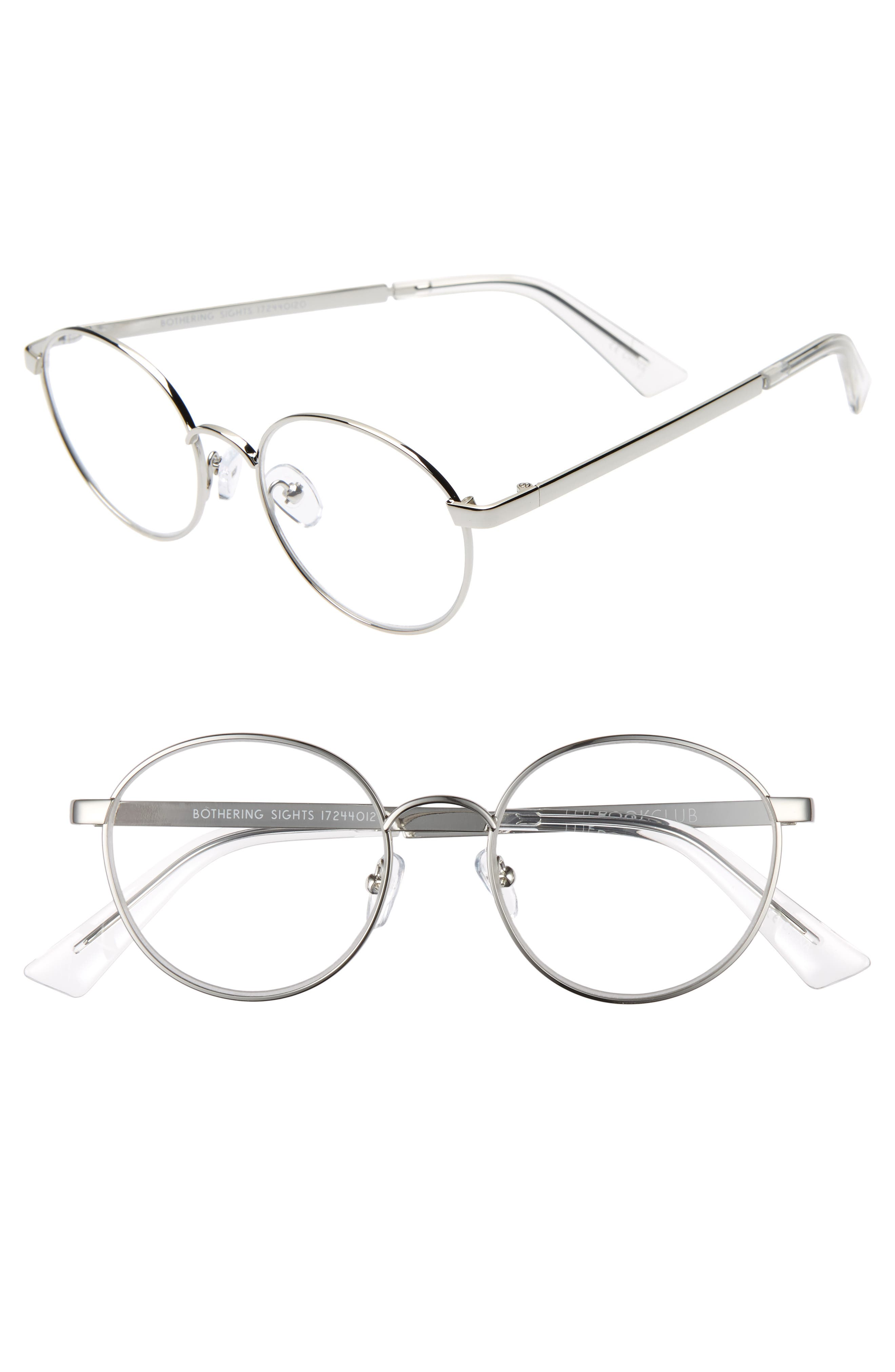 Bothering Sights 51mm Reading Glasses, Main, color, 040