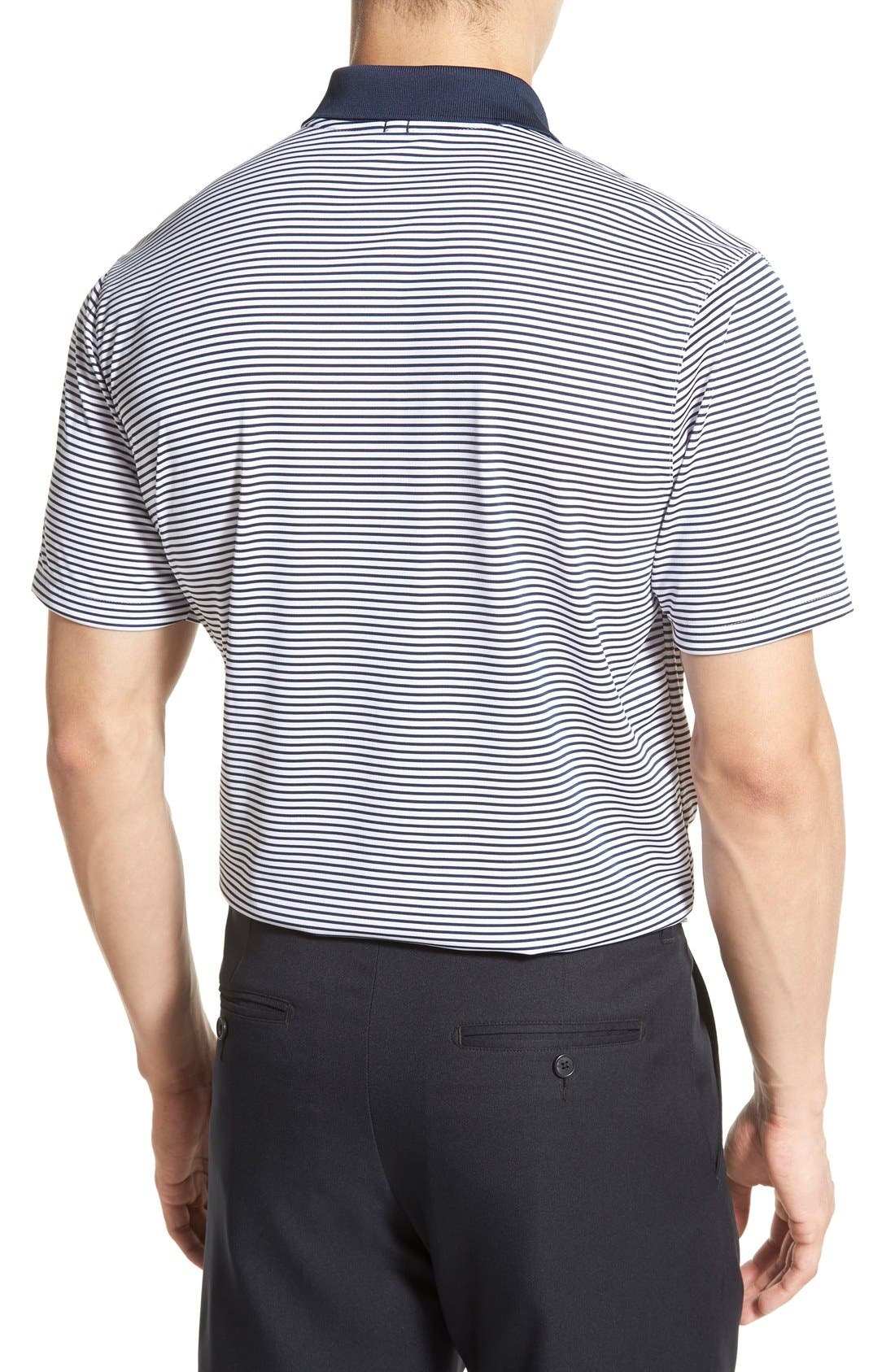 'Victory Stripe' Dri-FIT Golf Polo,                             Alternate thumbnail 31, color,