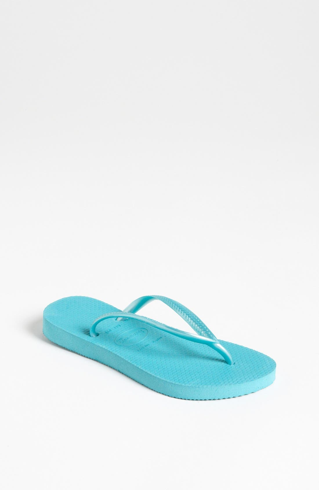 'Slim' Flip Flop,                             Main thumbnail 8, color,