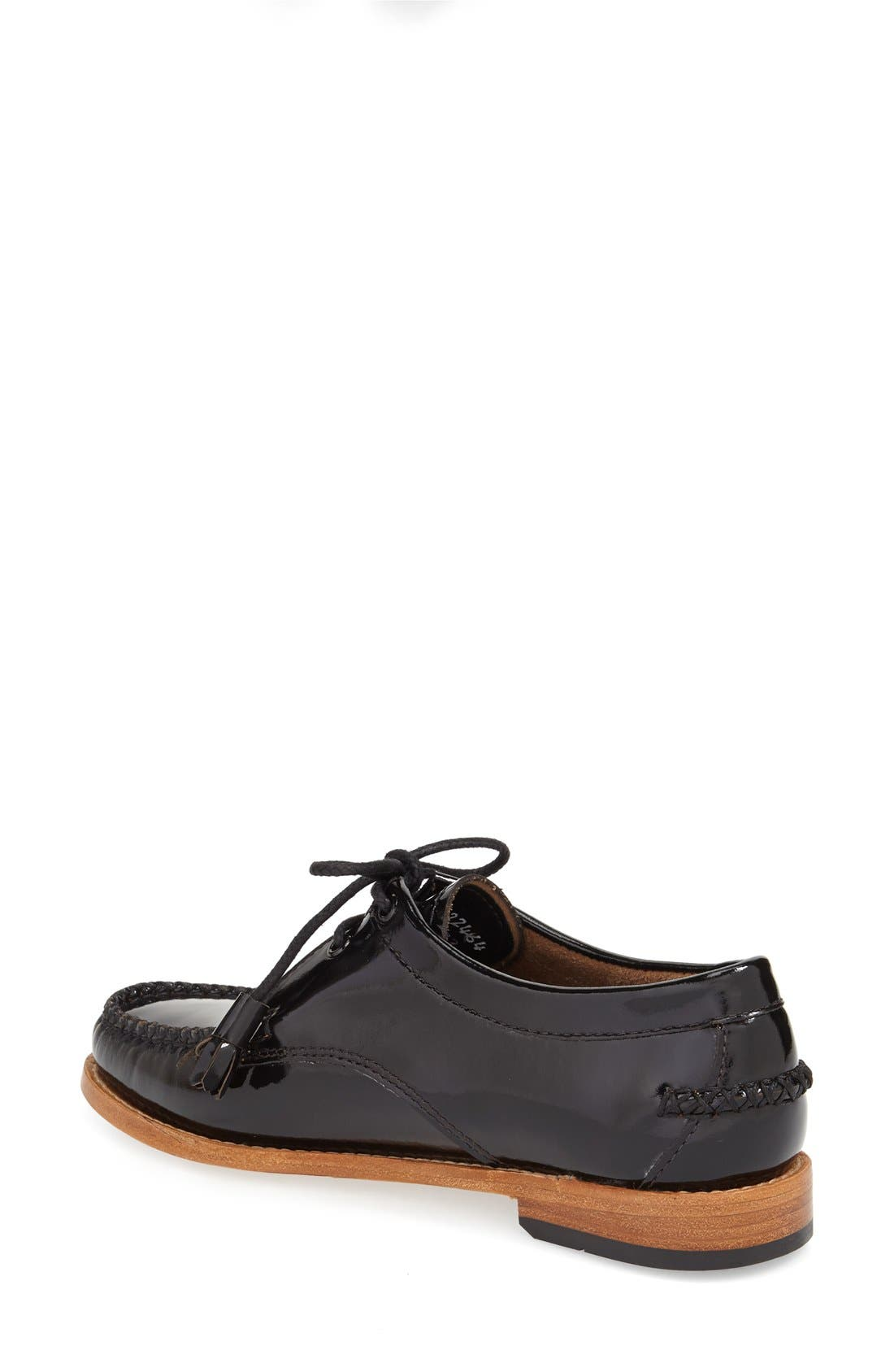 'Winnie' Leather Oxford,                             Alternate thumbnail 36, color,