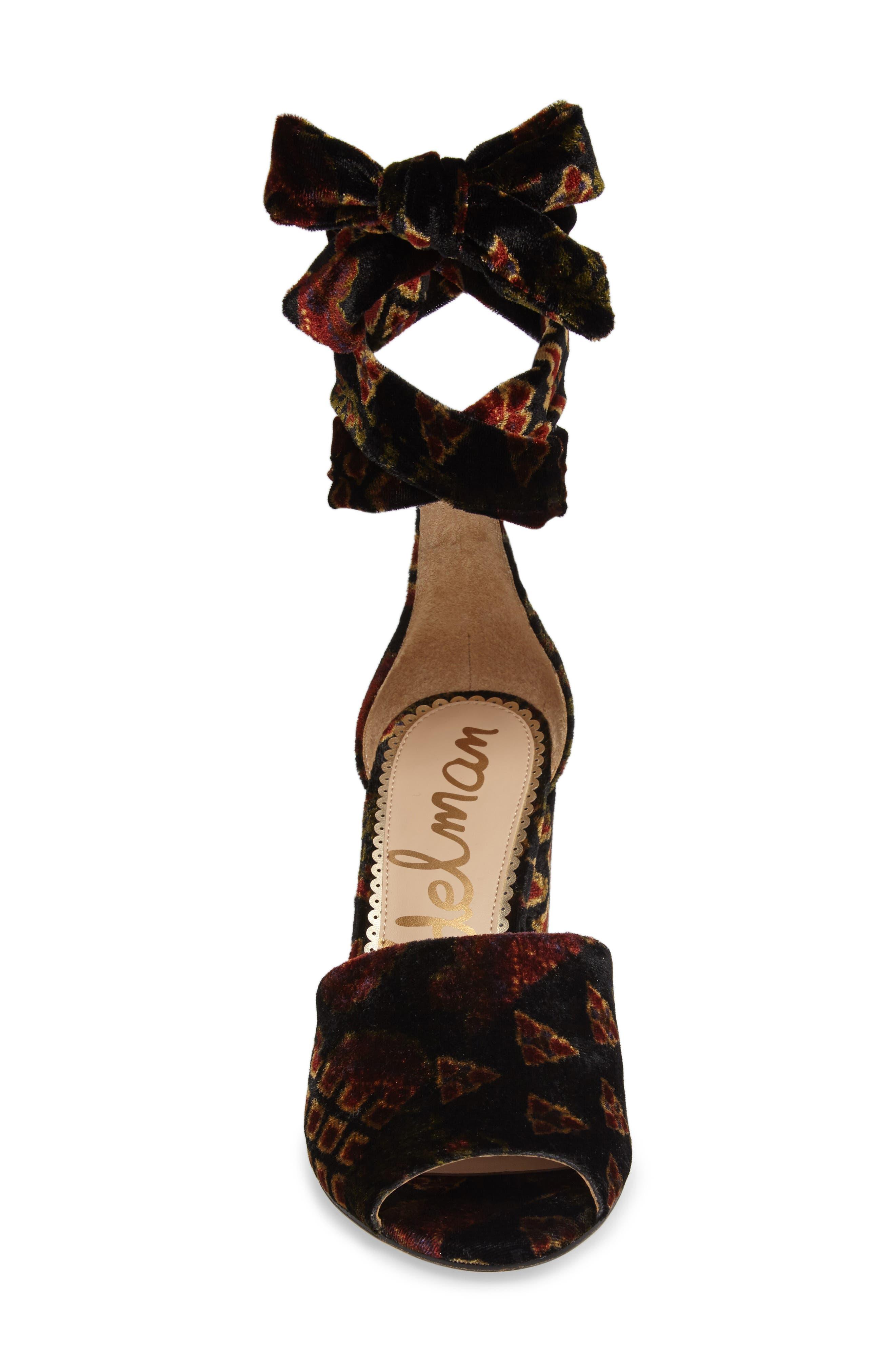 Odele Sandal,                             Alternate thumbnail 4, color,                             001